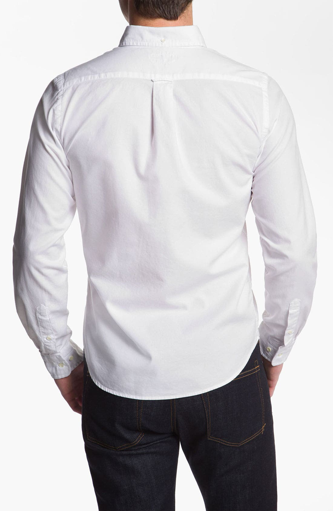 Alternate Image 2  - Gant Rugger Oxford Shirt