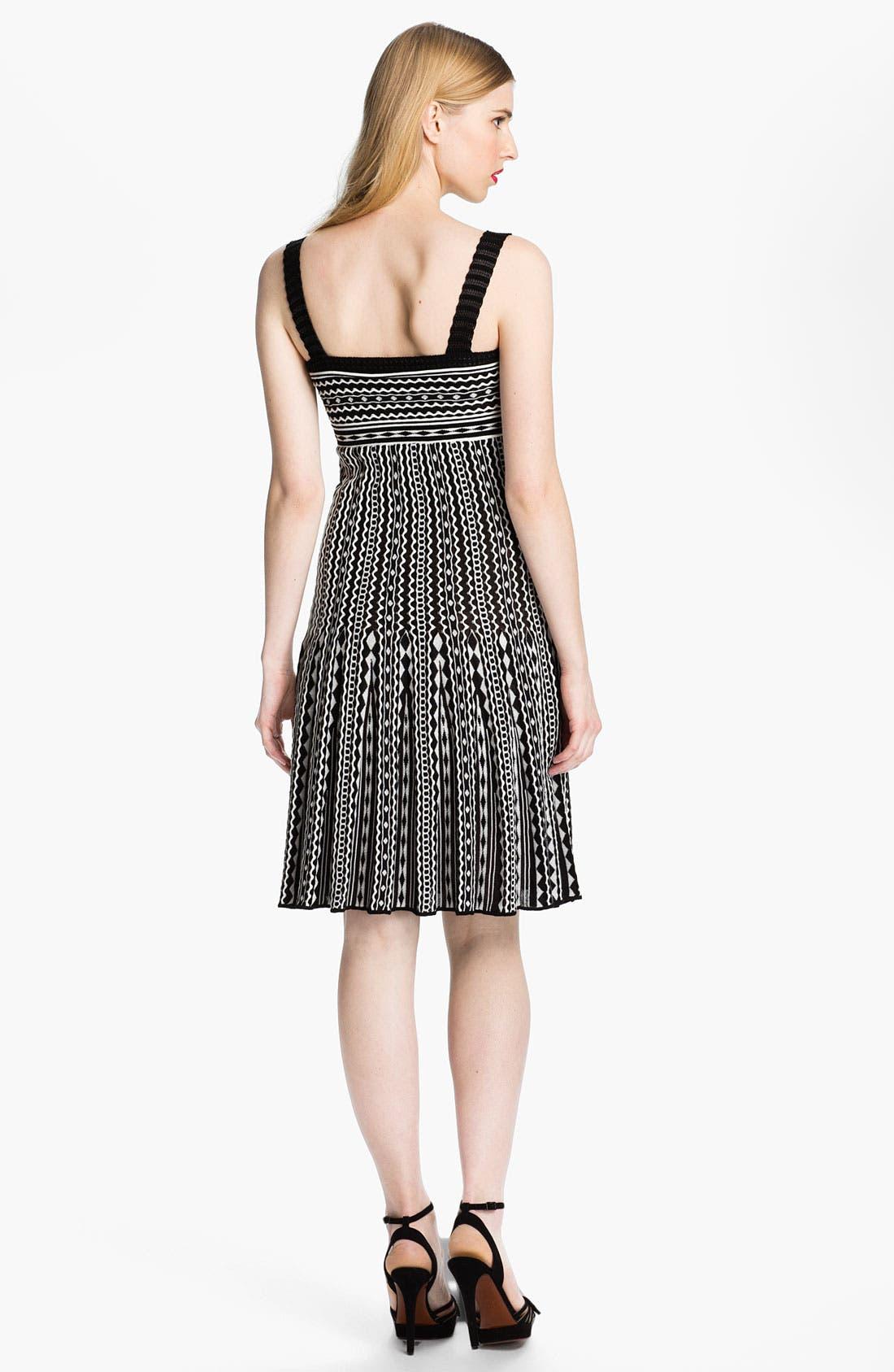 Alternate Image 2  - M Missoni Knit Tank Dress