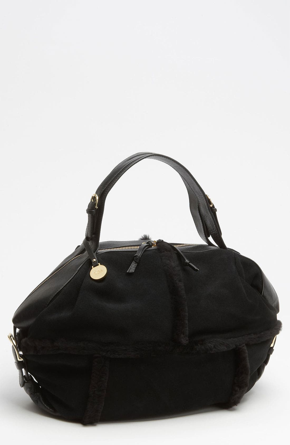 Alternate Image 1 Selected - UGG® Australia 'Quinn' Satchel