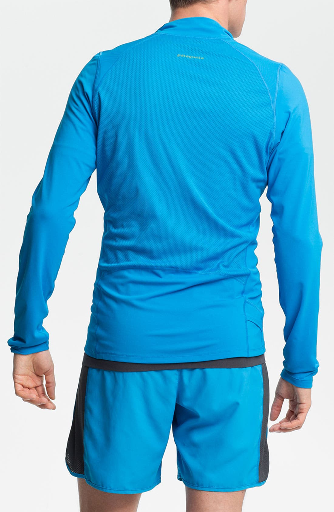 Alternate Image 2  - Patagonia Half Zip Pullover