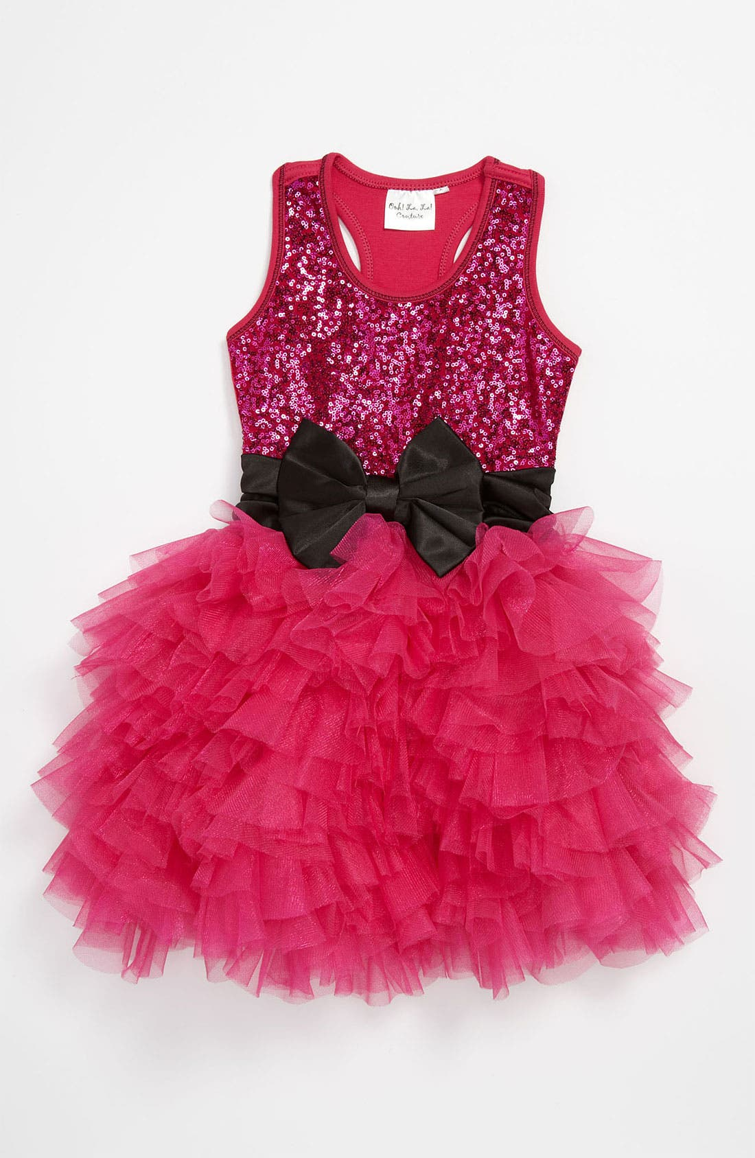 Alternate Image 1 Selected - Ooh! La, La! Couture 'Wow Dream' Dress (Little Girls & Big Girls)