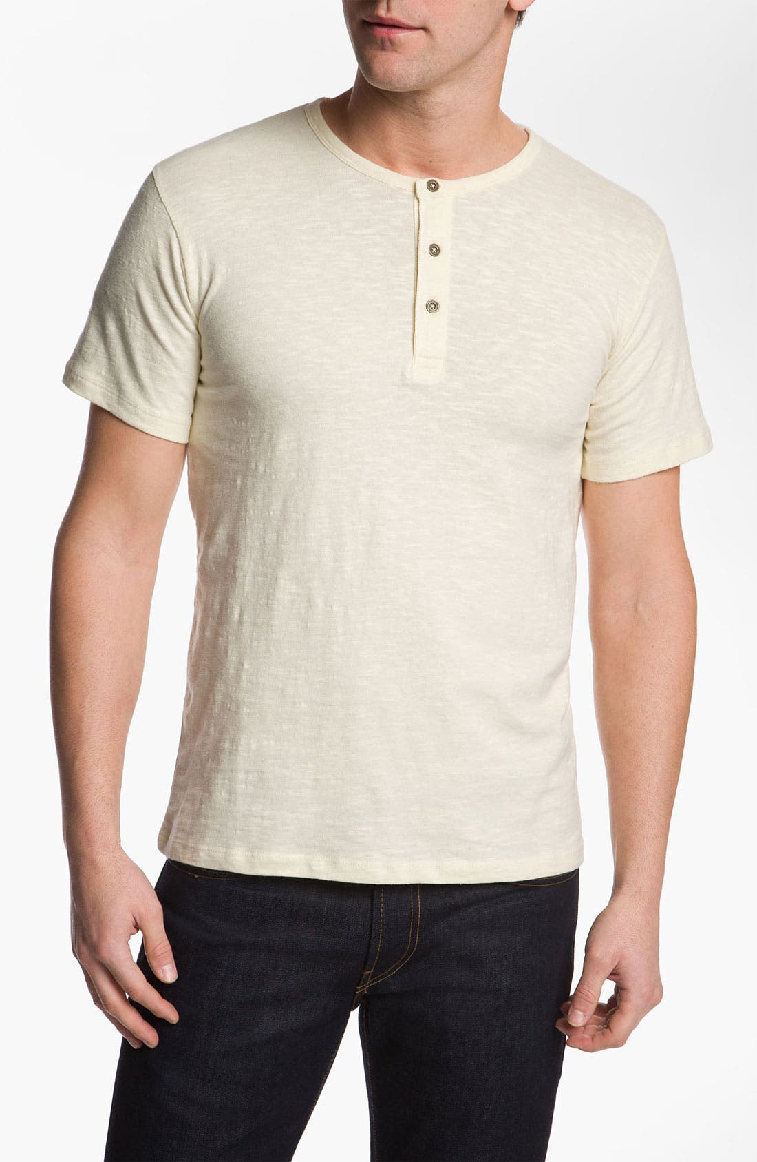 Main Image - Obey Henley T-Shirt