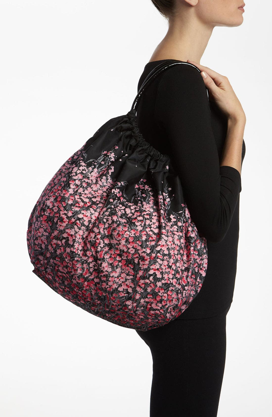 Alternate Image 2  - RED Valentino 'Lily of the Valley' Print Balloon Bag