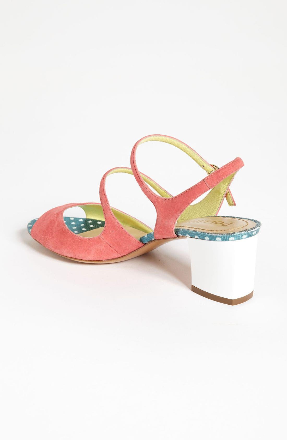 Alternate Image 2  - Pollini Mid Sandal
