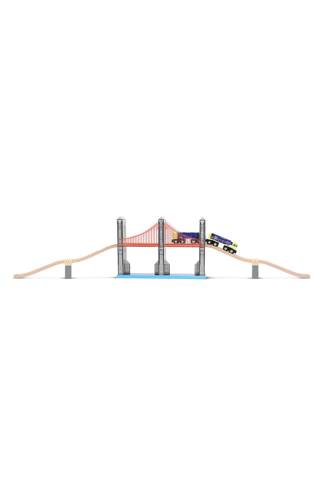 Alternate Image 2  - Melissa & Doug Skyline Suspension Bridge