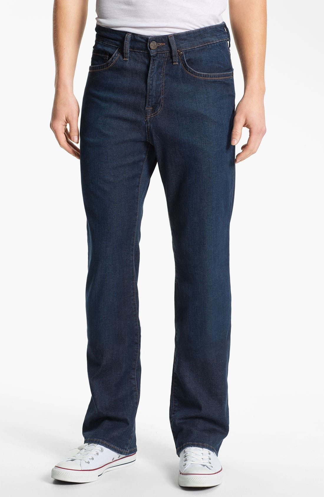 34 Heritage 'Charisma' Classic Relaxed Fit Jeans (Dark Cashmere) (Online Only) (Regular & Tall)