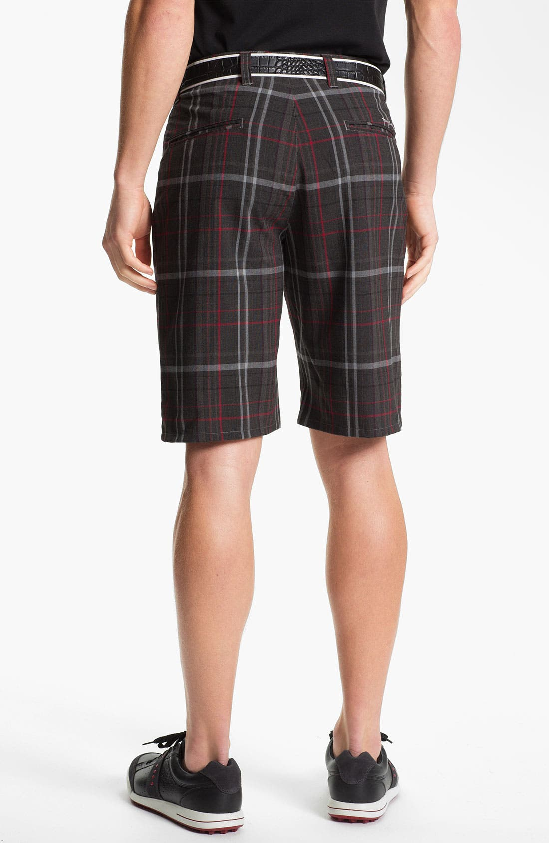Alternate Image 2  - Travis Mathew 'Darwin' Flat Front Golf Shorts
