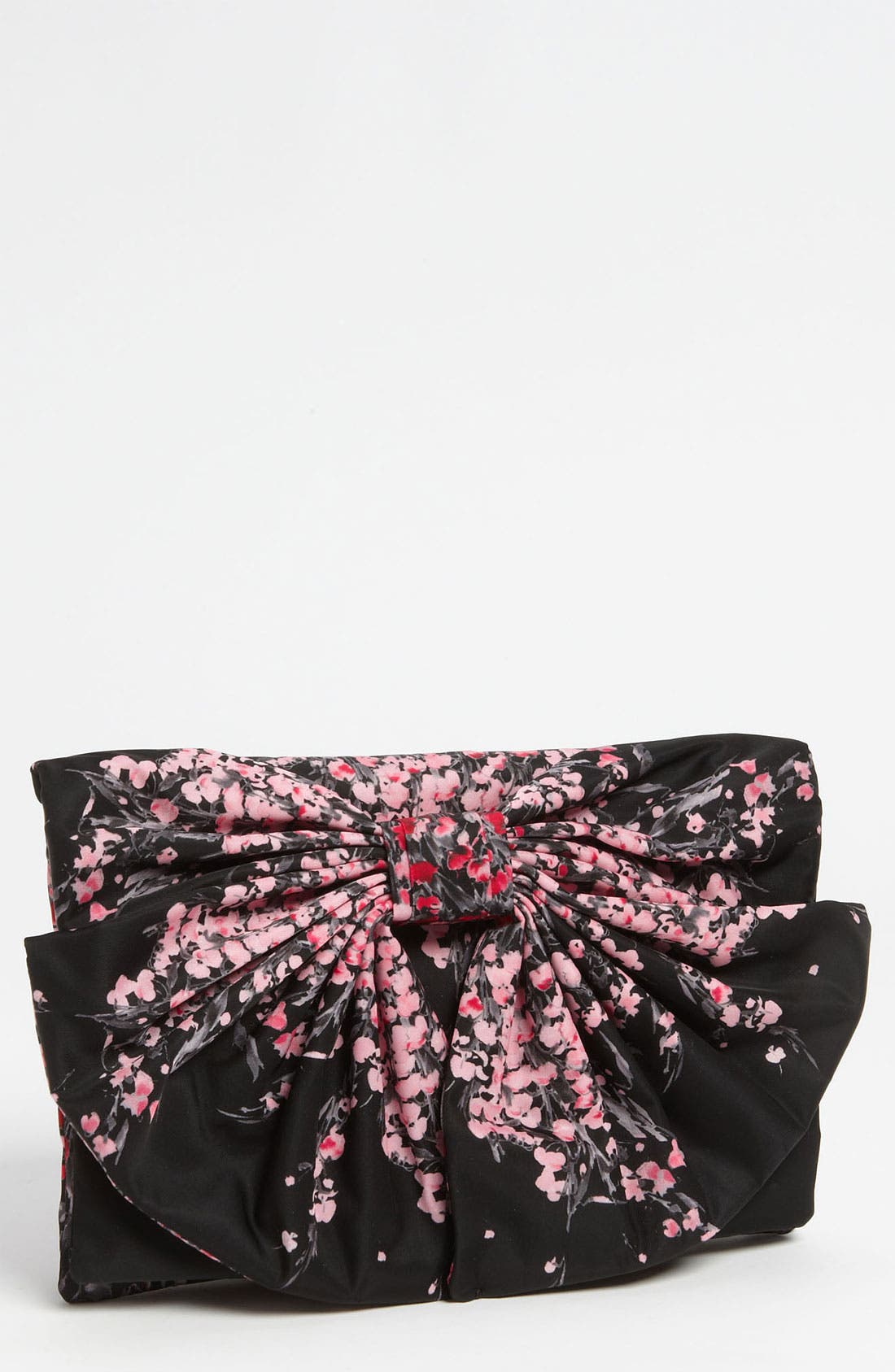 Alternate Image 1 Selected - RED Valentino 'Lily of the Valley' Bow Clutch