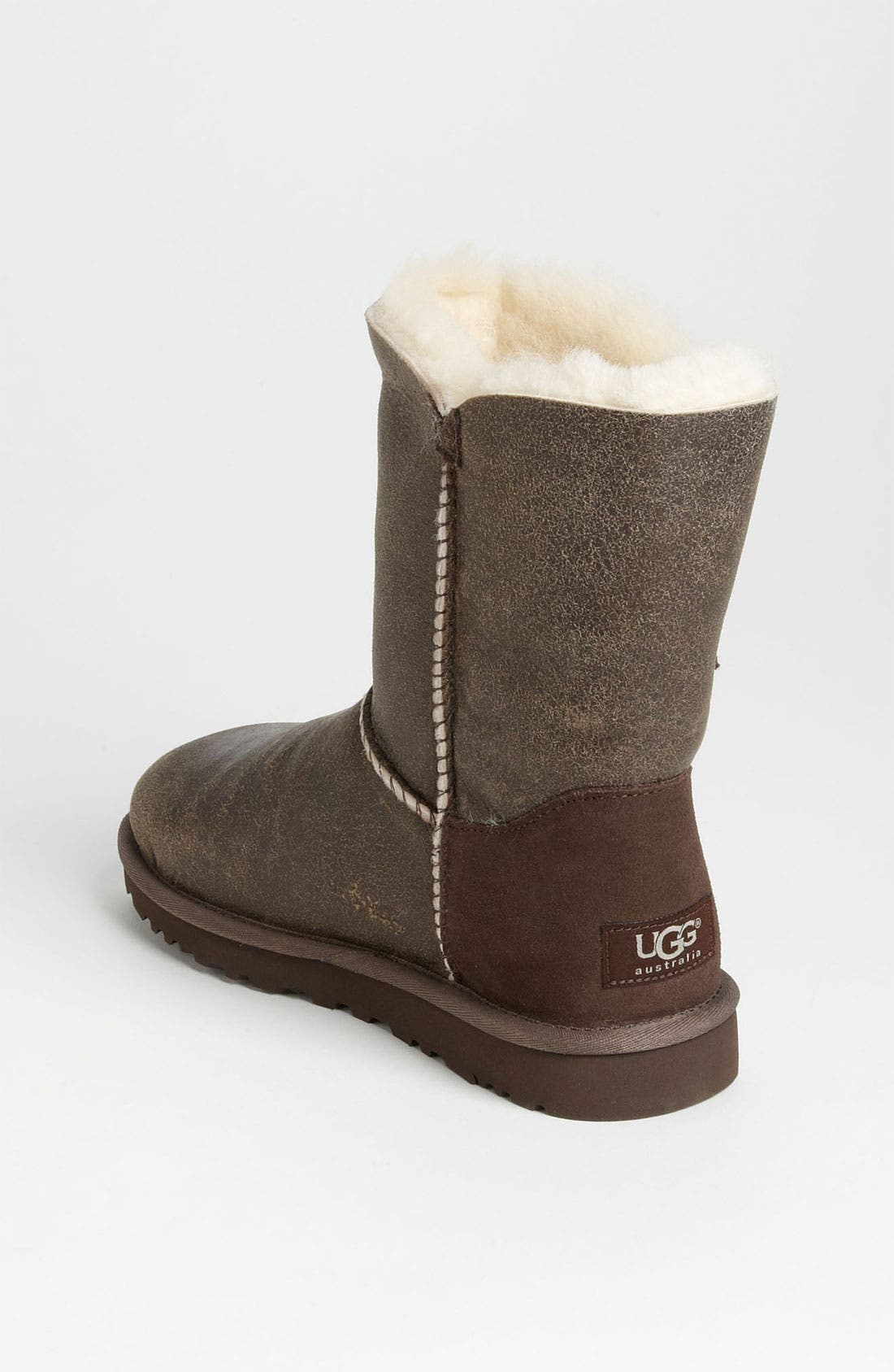 Alternate Image 2  - UGG® Australia 'Bailey Button Bomber' Boot (Women)
