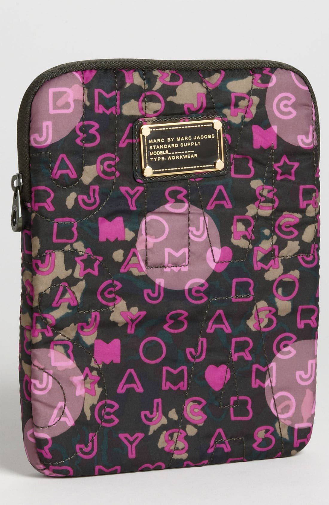 Main Image - MARC BY MARC JACOBS 'Pretty Nylon - Dreamy Camo' Tablet Sleeve