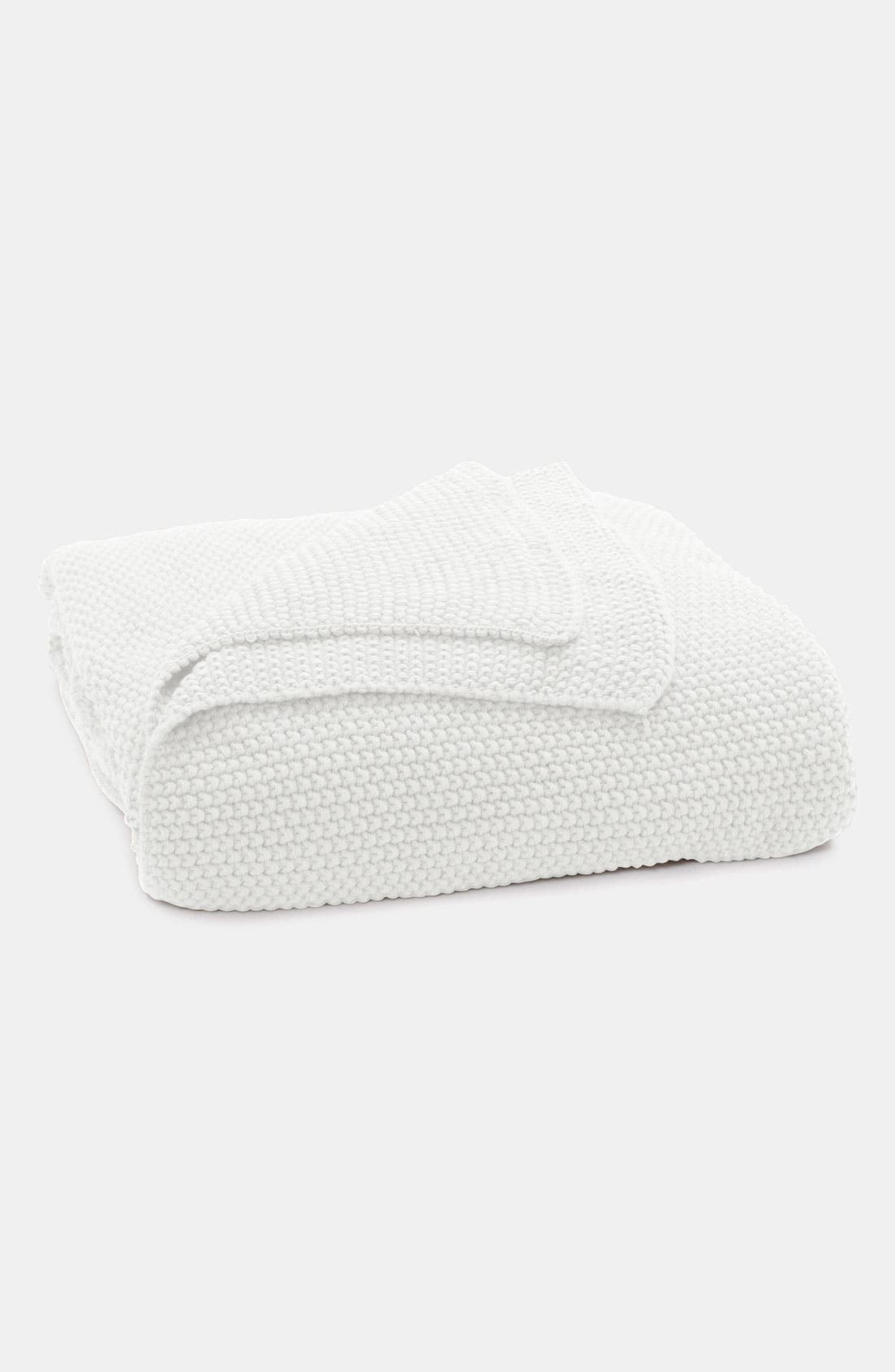 Main Image - Donna Karan 'The Essentials' Knit Throw