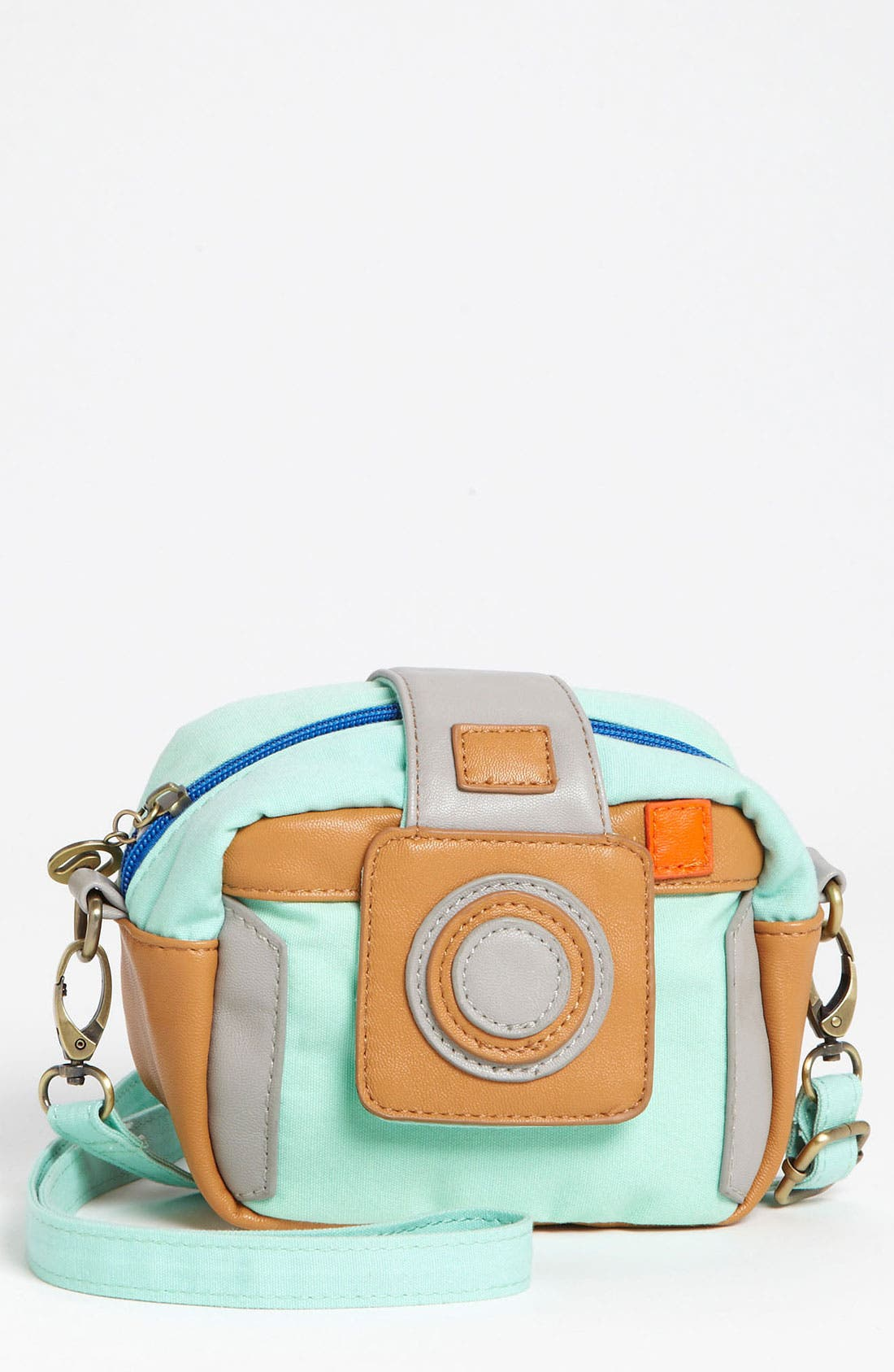 Alternate Image 1 Selected - Nila Anthony 'Camera' Crossbody Bag