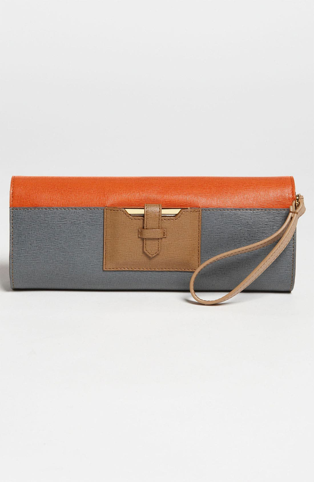 Alternate Image 4  - Fendi 'Rush' Clutch