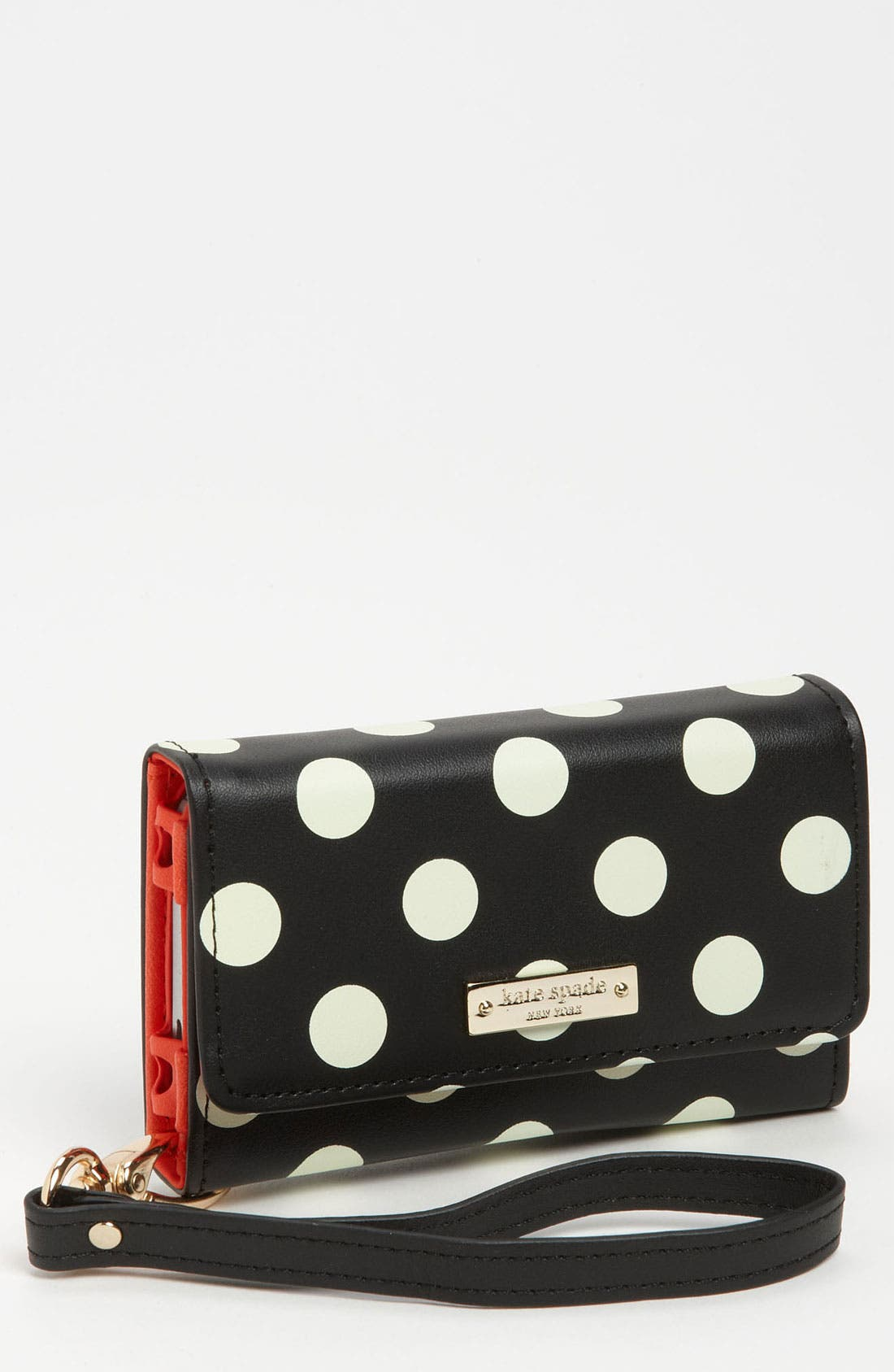 Main Image - kate spade new york 'la pavillion' iPhone wristlet