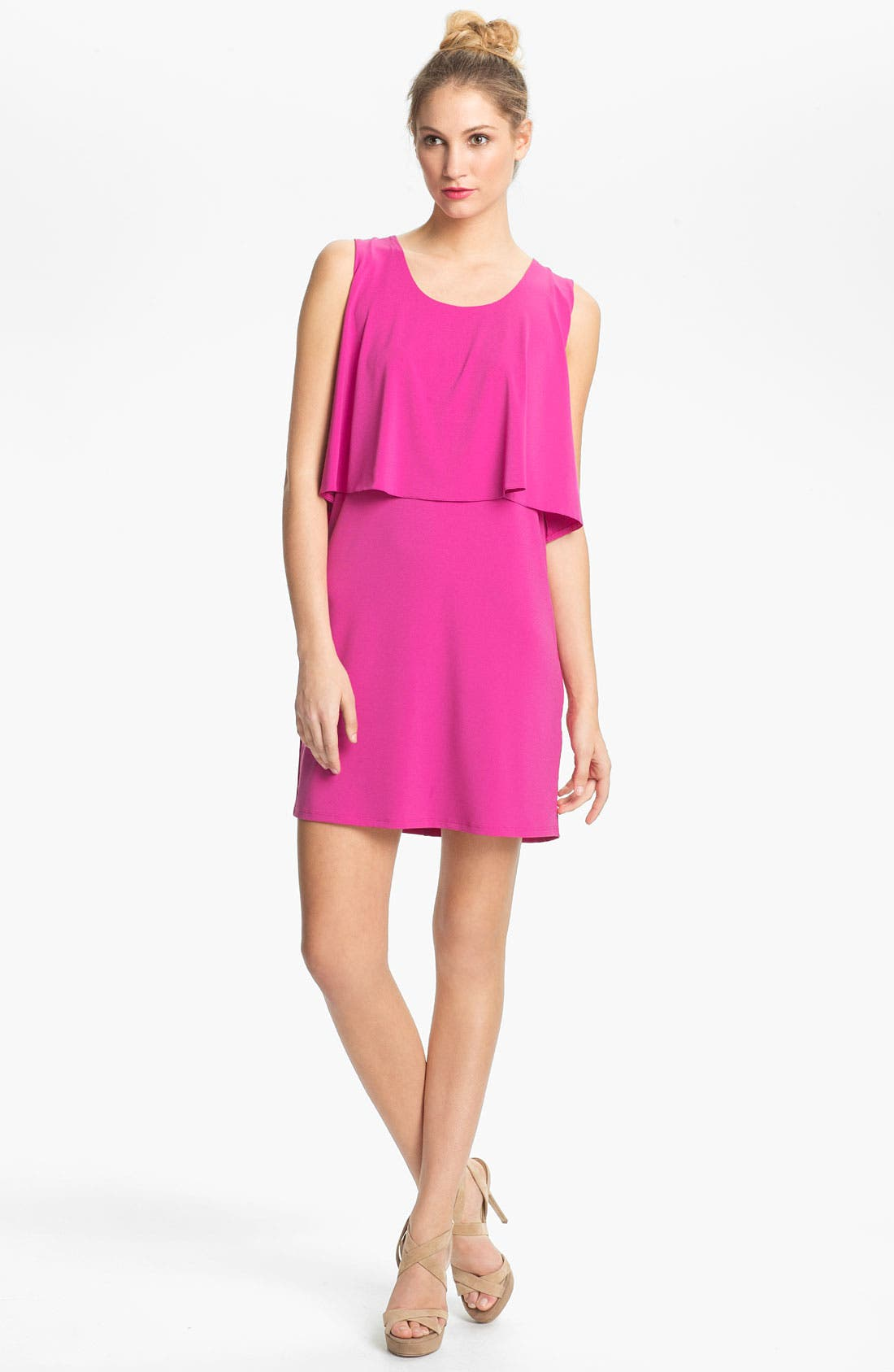 Main Image - Felicity & Coco Sleeveless Jersey Dress (Nordstrom Exclusive)