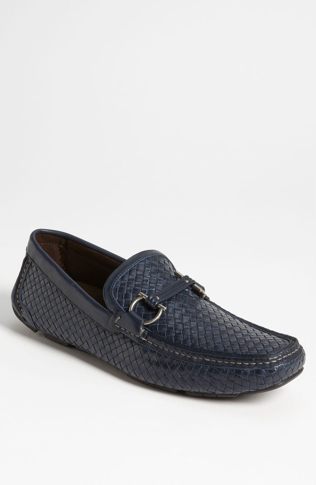 Alternate Image 1 Selected - Salvatore Ferragamo 'Barbados' Loafer