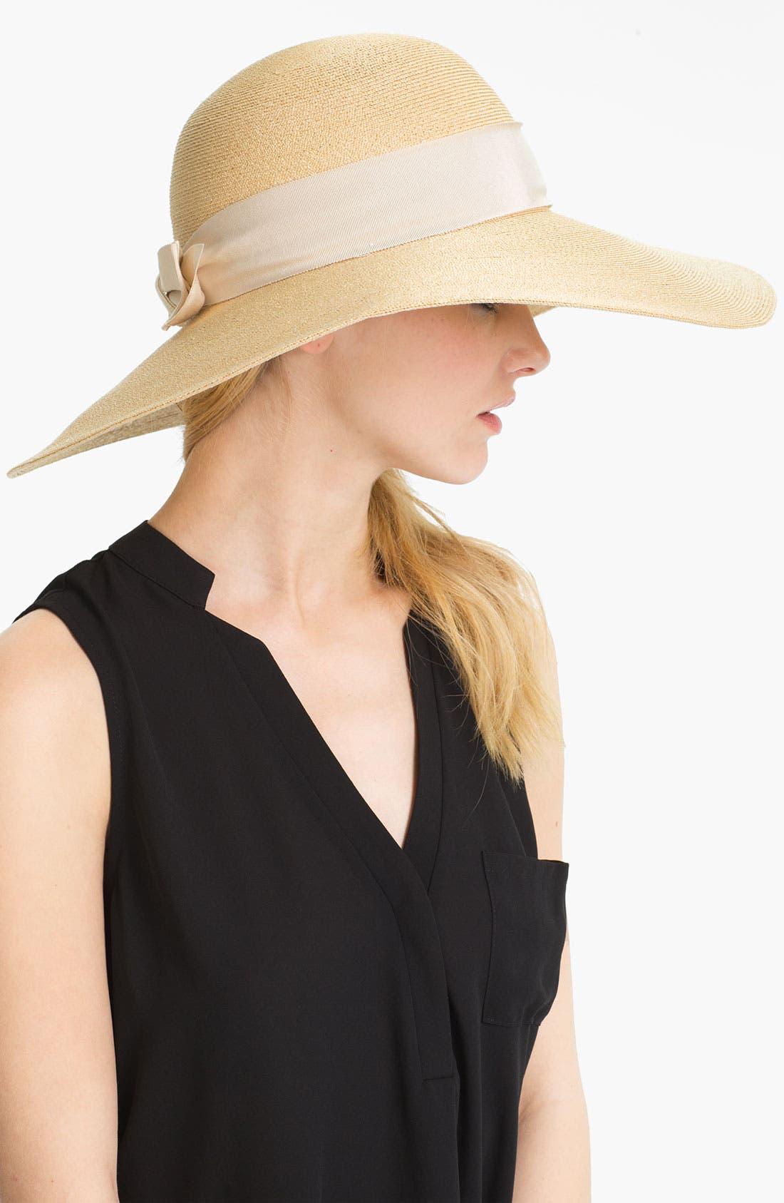 Main Image - Lanvin Straw Sun Hat