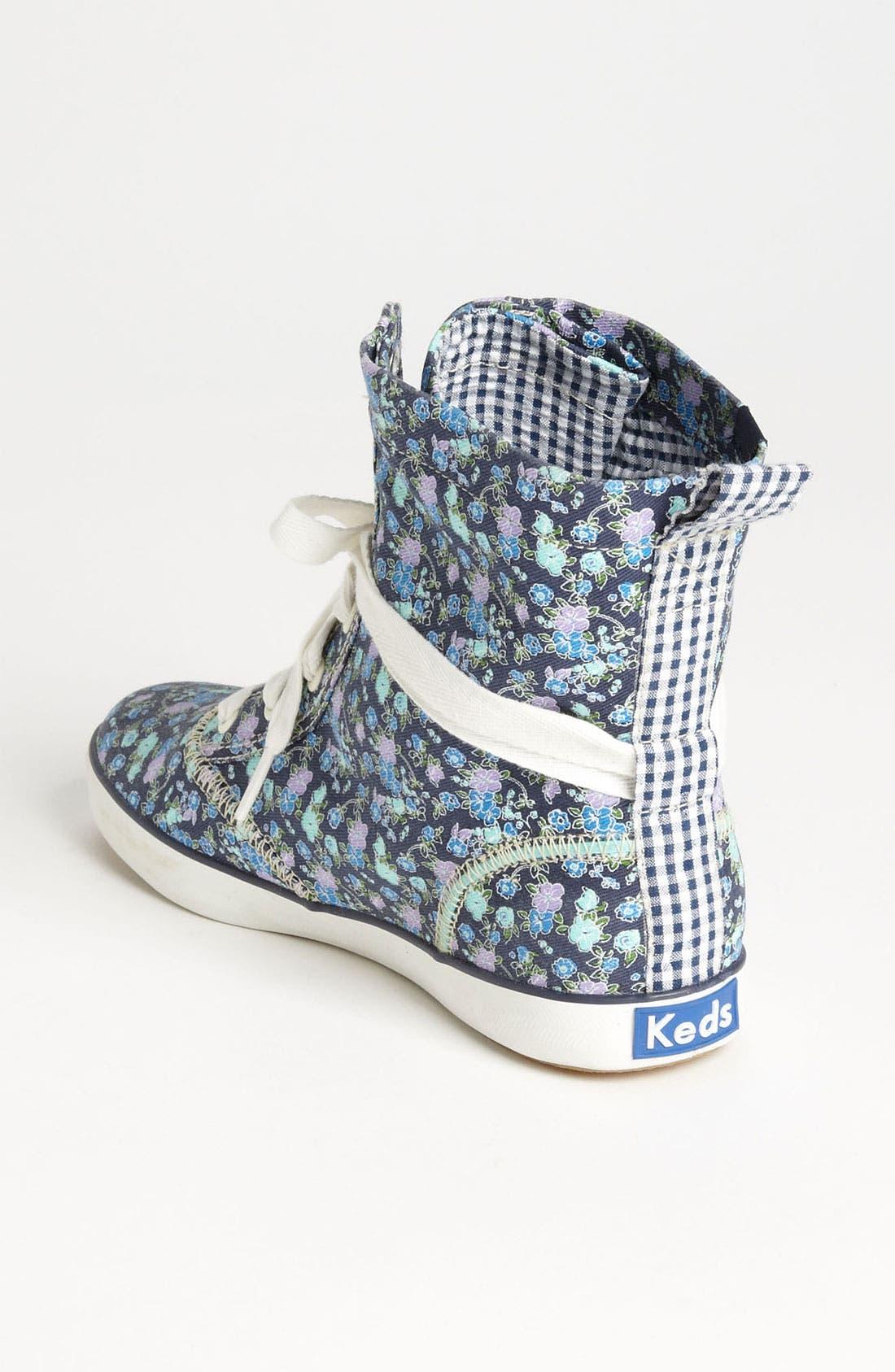 Alternate Image 2  - Keds® 'January' Sneaker Boot (Women)