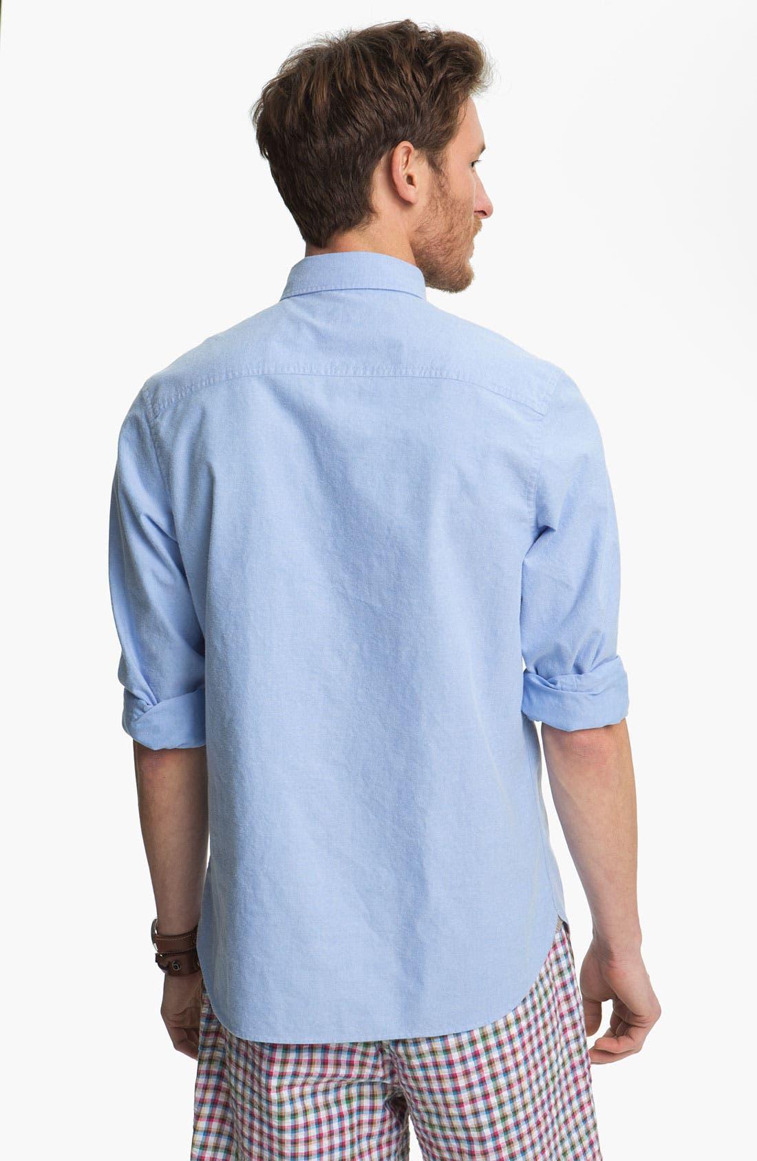 Alternate Image 2  - Wallin & Bros. Sport Shirt