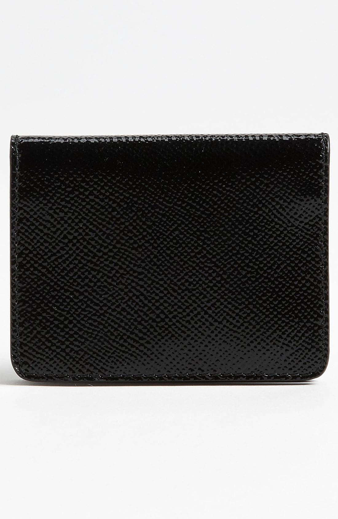 Alternate Image 4  - Burberry Leather Card Wallet