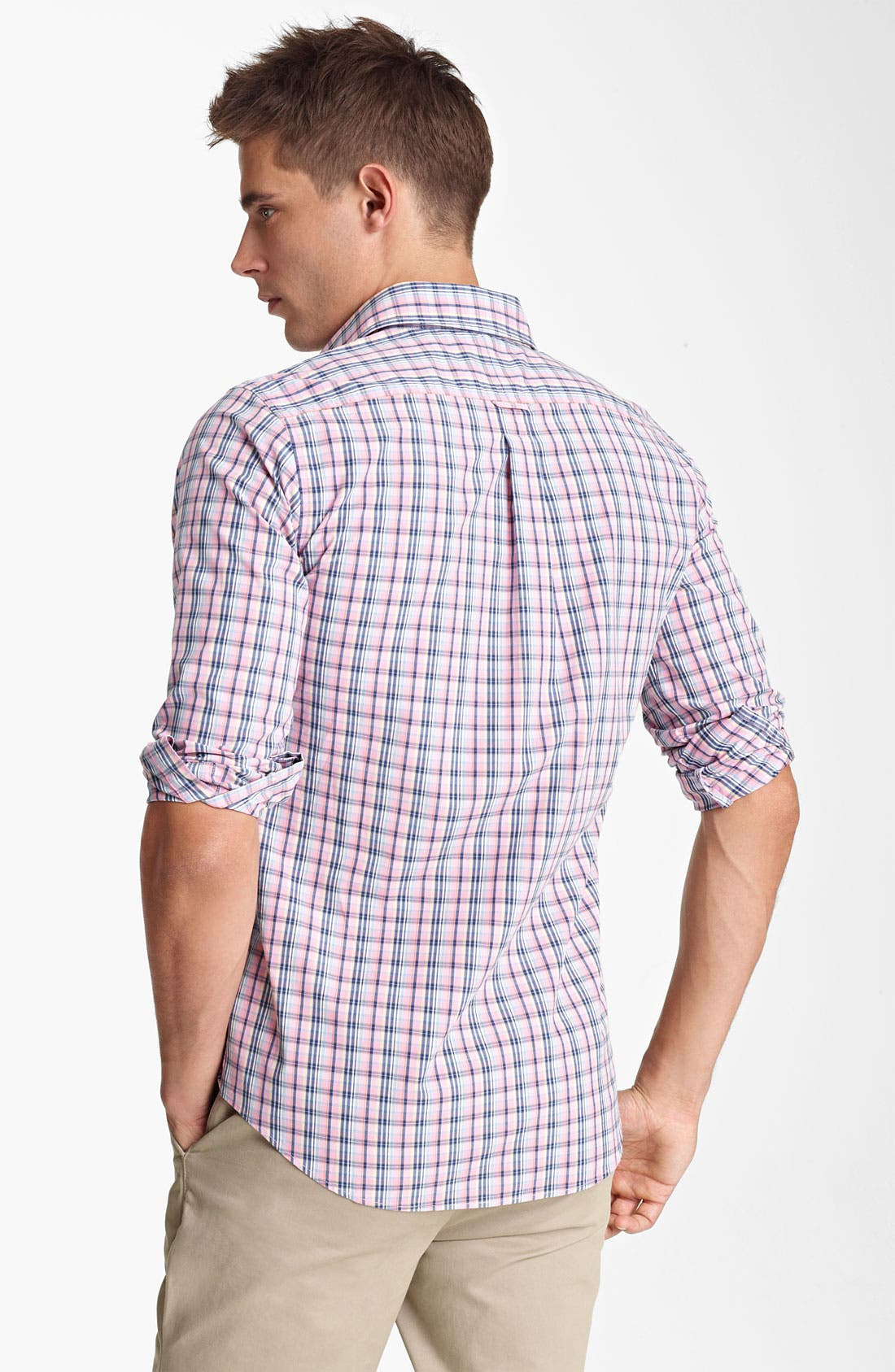 Alternate Image 2  - Jack Spade 'Tally' Plaid Shirt