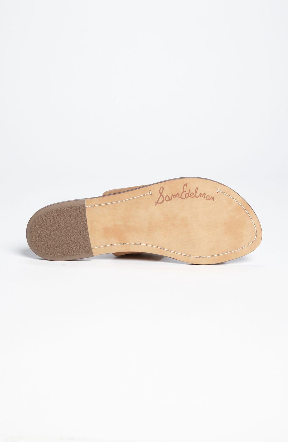 Alternate Image 4  - Sam Edelman 'Gideon' Sandal