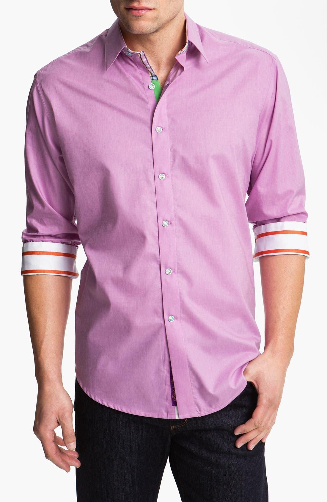 Alternate Image 1 Selected - Robert Graham 'Bay Shore' Sport Shirt
