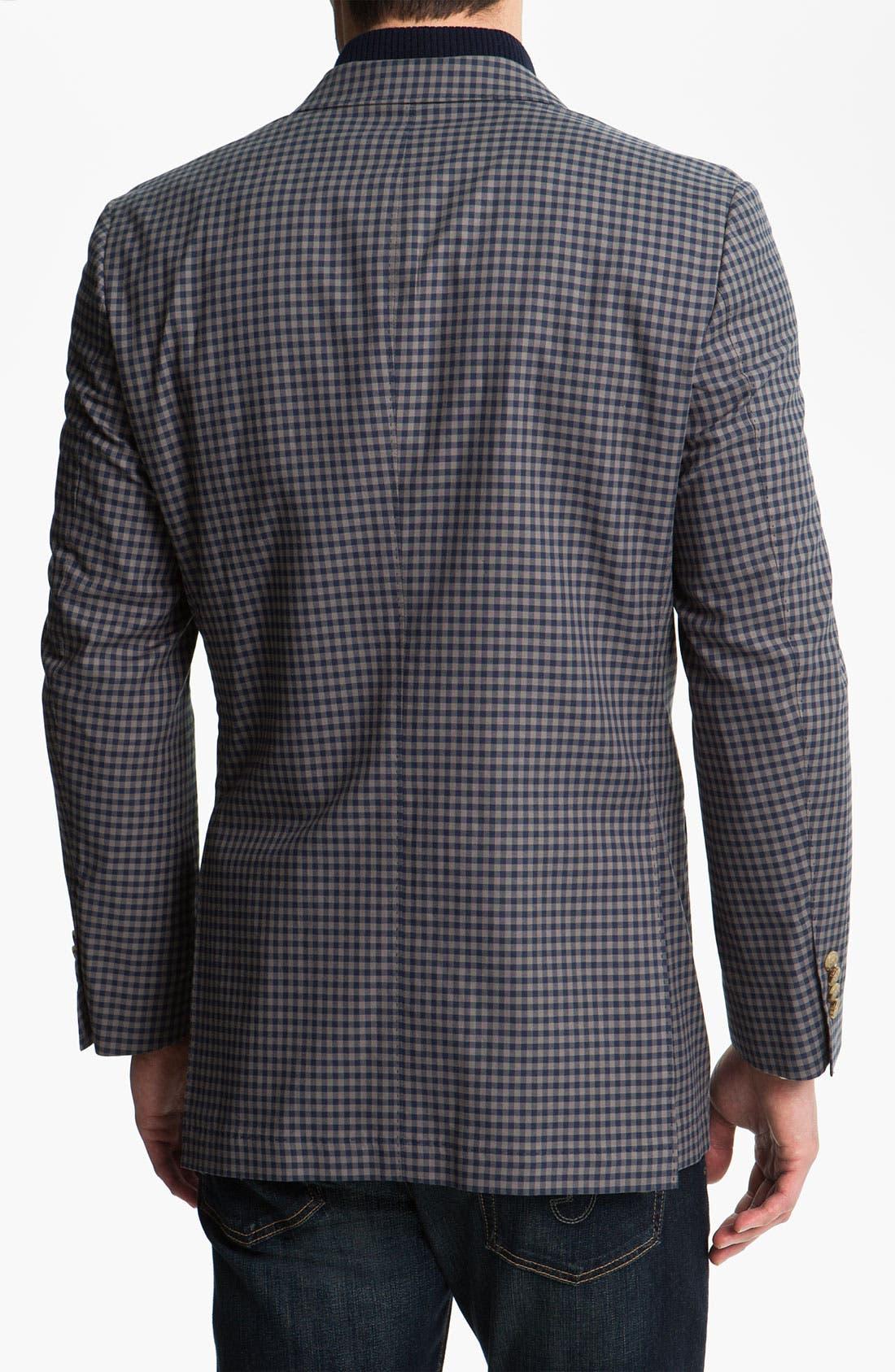 Alternate Image 2  - Thomas Dean Cotton Sportcoat