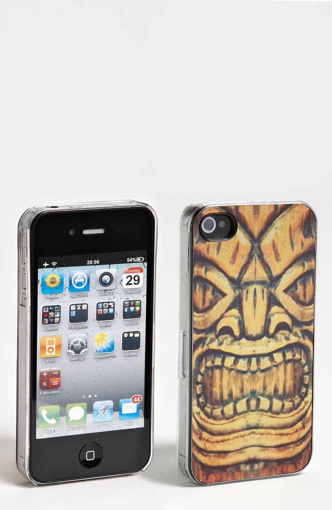 Alternate Image 1 Selected - ZERO GRAVITY 'Tiki' iPhone 4 & 4S Case