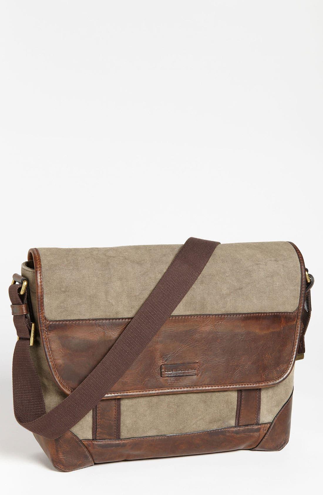 Main Image - Frye 'Harvey' Messenger Bag