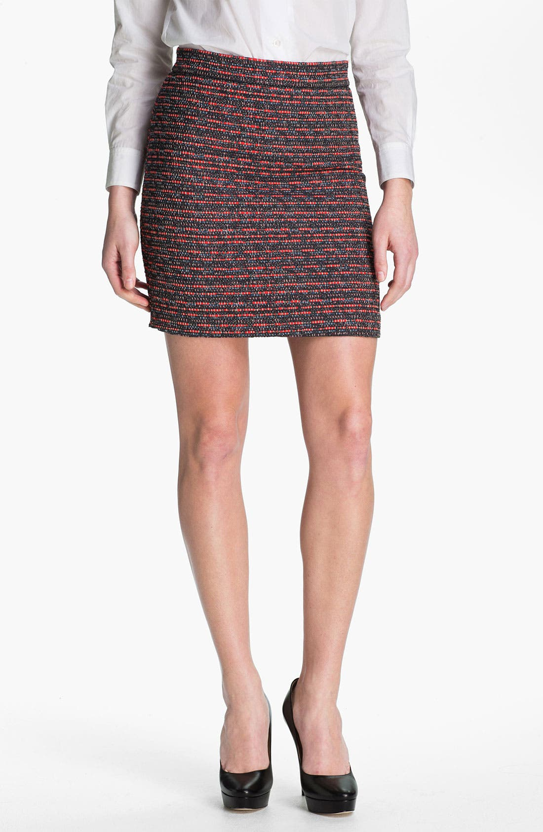 Alternate Image 1 Selected - MARC BY MARC JACOBS 'Miranda' Tweed Skirt