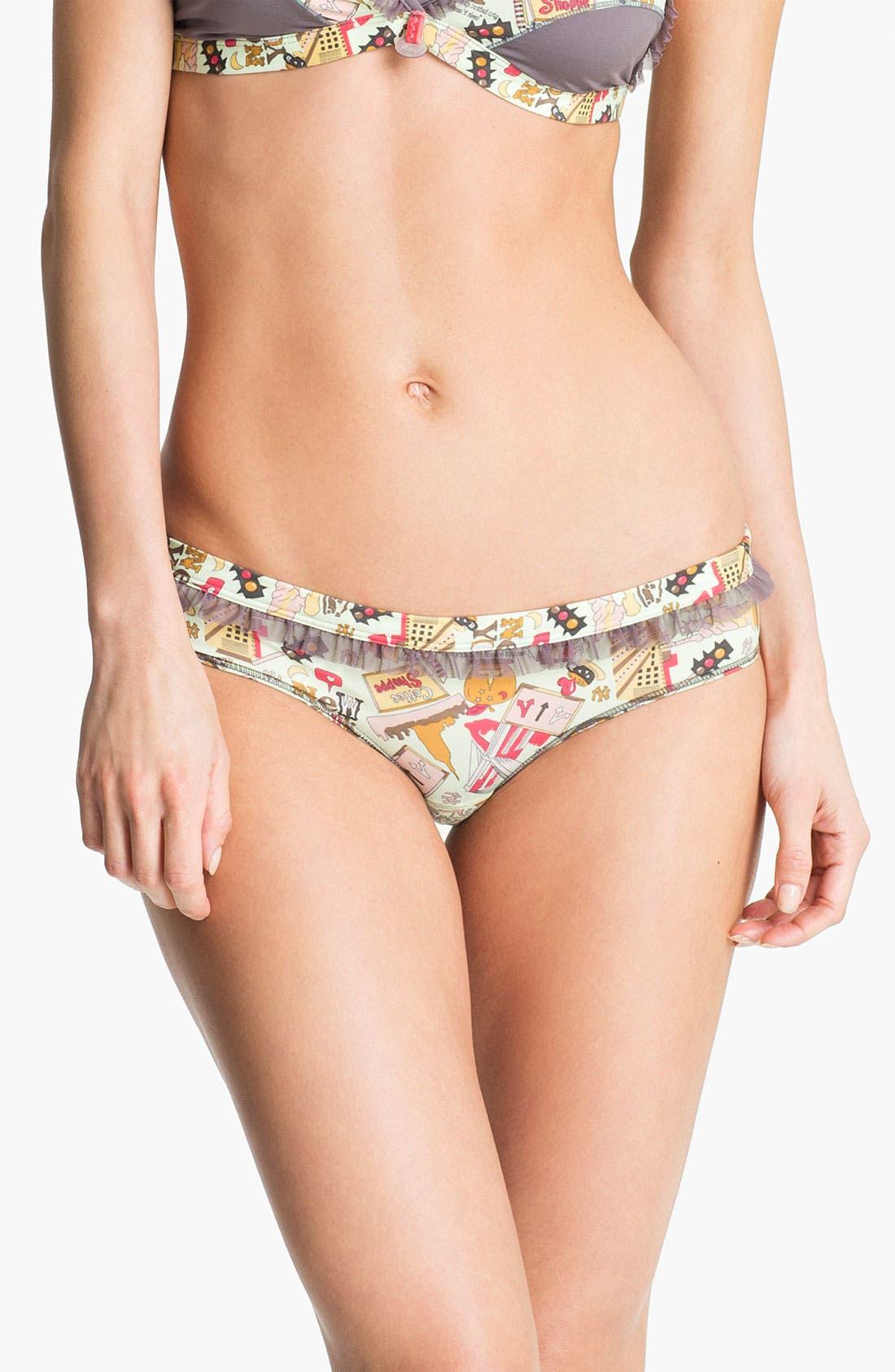 Alternate Image 1 Selected - Maaji 'New York' Hipster Bikini