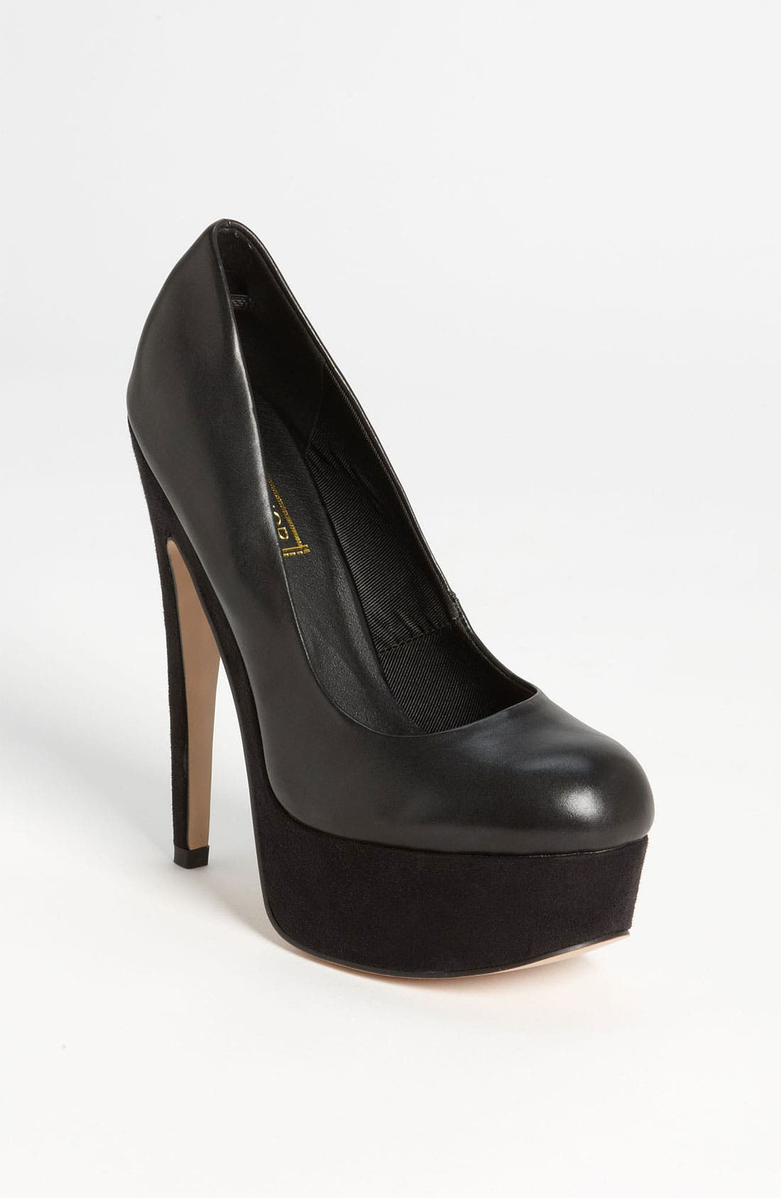 Alternate Image 1 Selected - Topshop 'Skyla' Pump