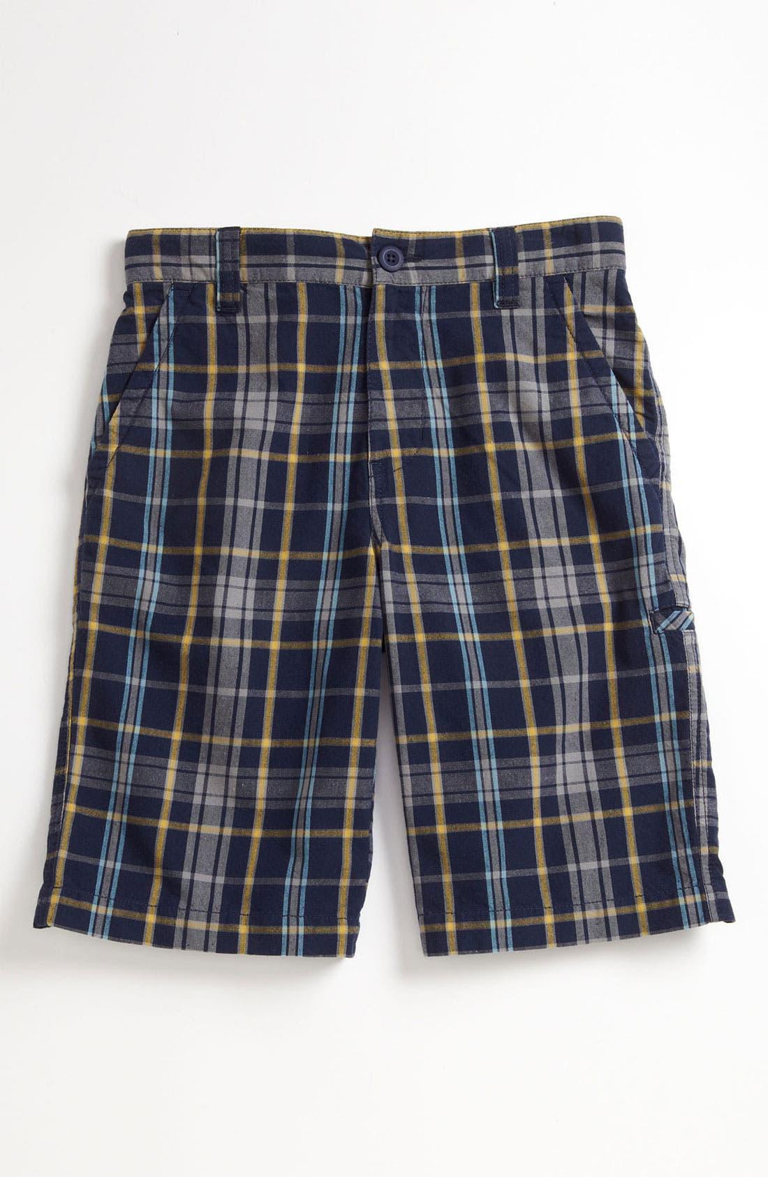 Main Image - Tucker + Tate 'Trevor' Plaid Shorts (Little Boys & Big Boys)