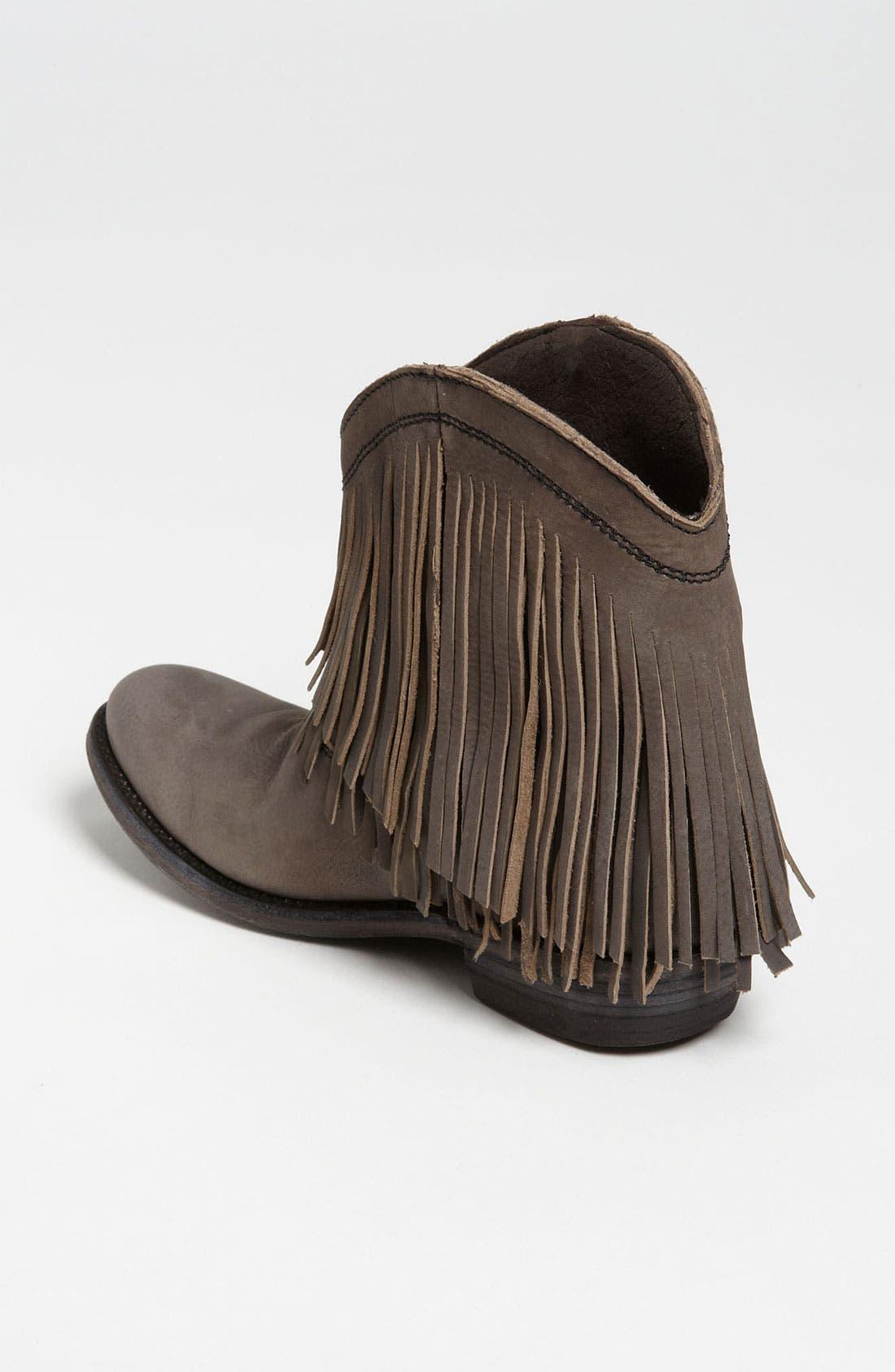 Alternate Image 2  - Liberty Black Short Fringe Boot