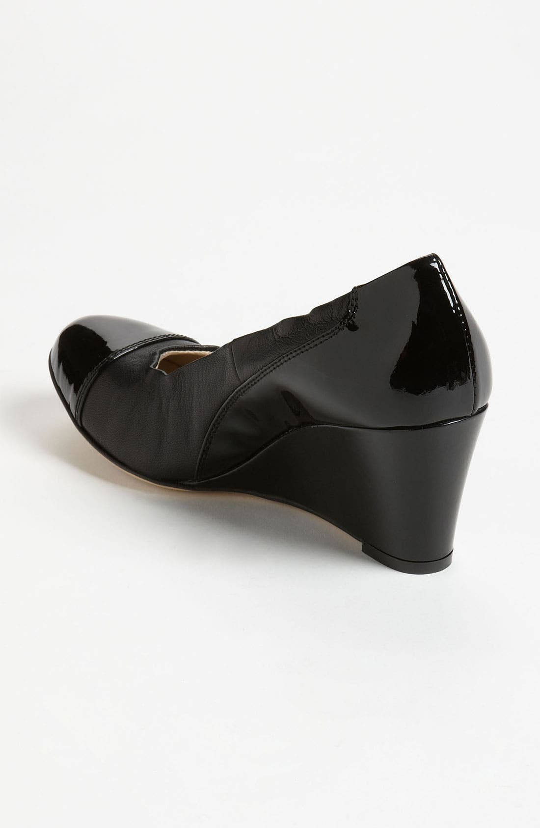 Alternate Image 2  - Attilio Giusti Leombruni Stretch Wedge Pump