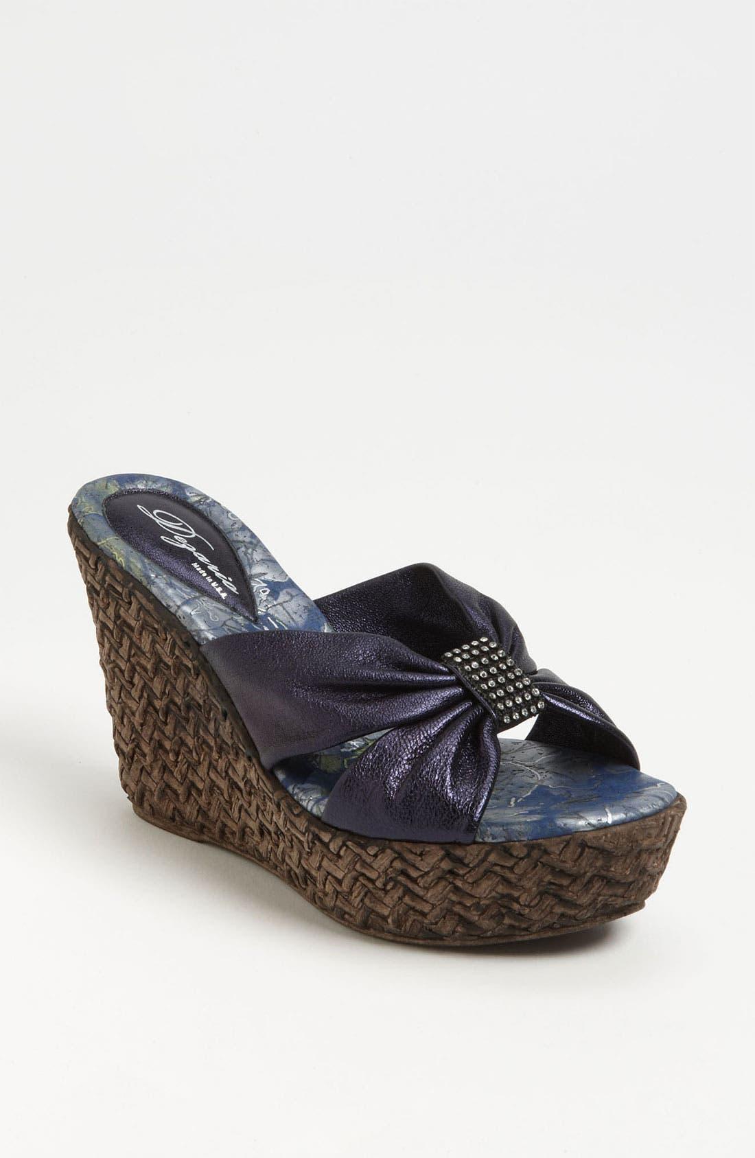 Alternate Image 1 Selected - Dezario 'Tina' Sandal
