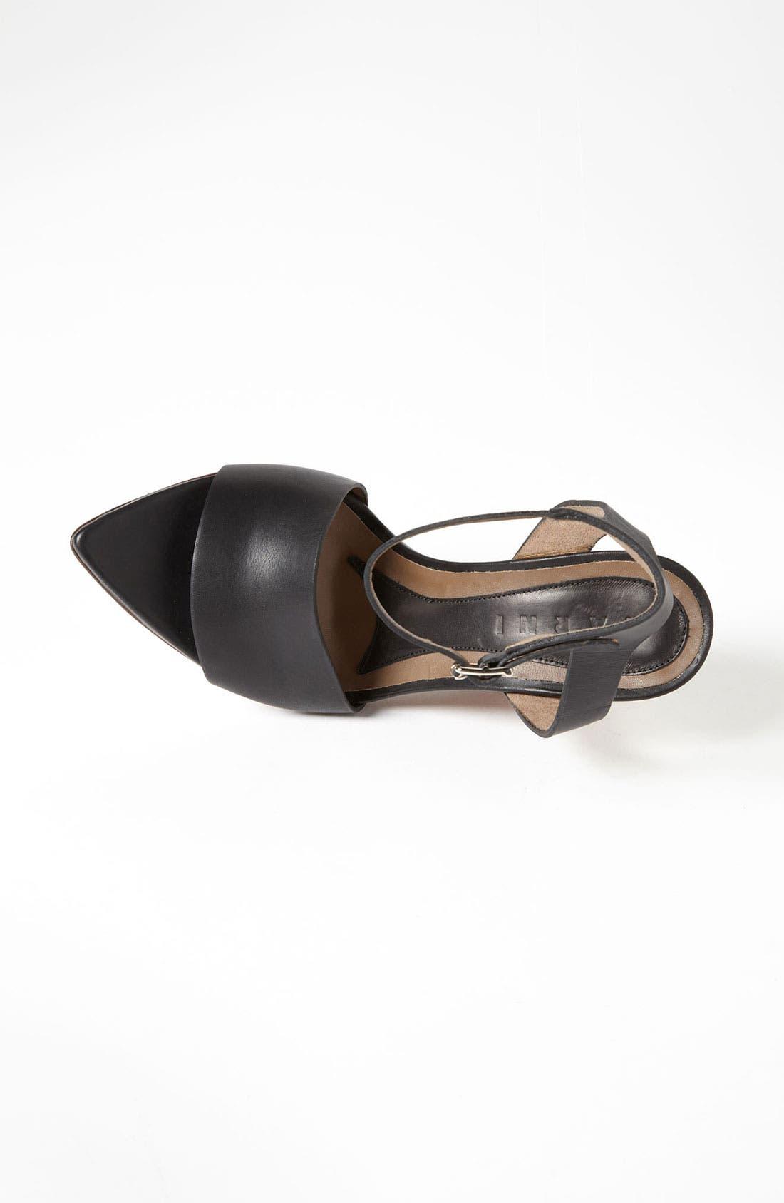 Alternate Image 3  - Marni Wood Wedge Sandal