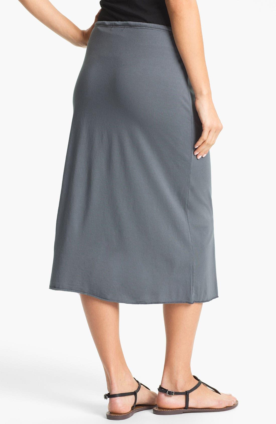 Alternate Image 2  - Allen Allen Tube Skirt