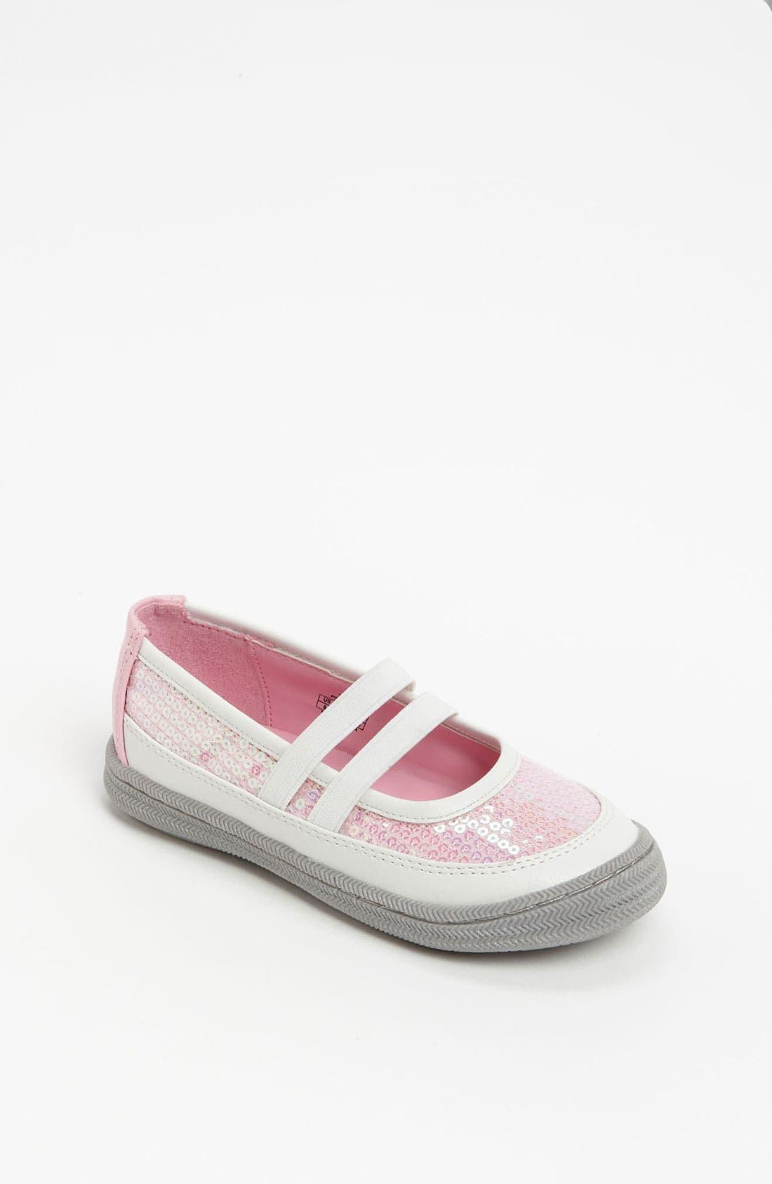Alternate Image 1 Selected - Enzo 'Celia' Mary Jane Sneaker (Toddler)