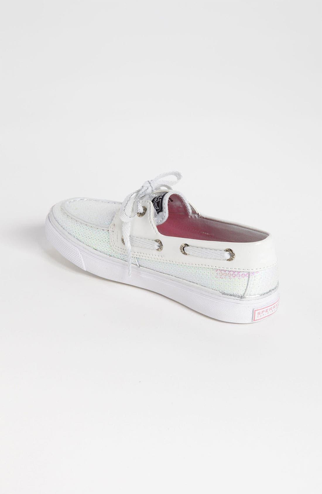 Alternate Image 2  - Sperry Top-Sider® 'Bahama' Boat Shoe (Walker, Toddler, Little Kid & Big Kid)