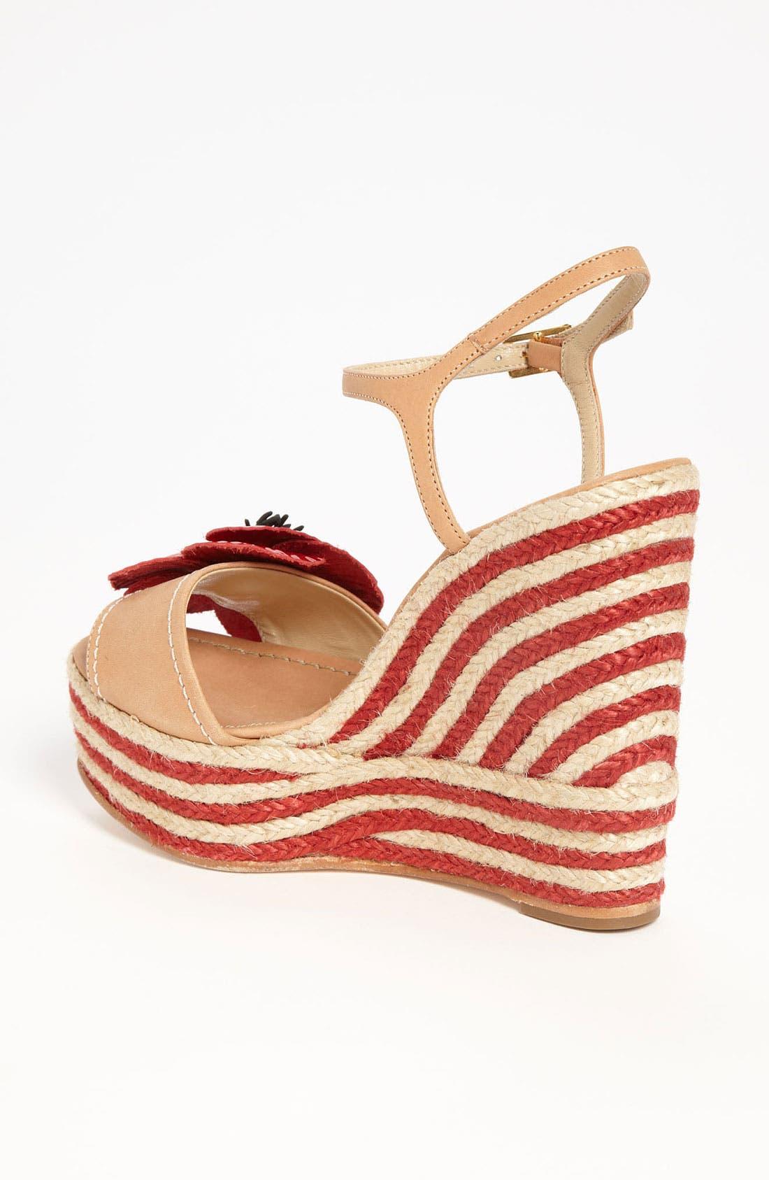 Alternate Image 2  - kate spade new york 'lainey' wedge sandal