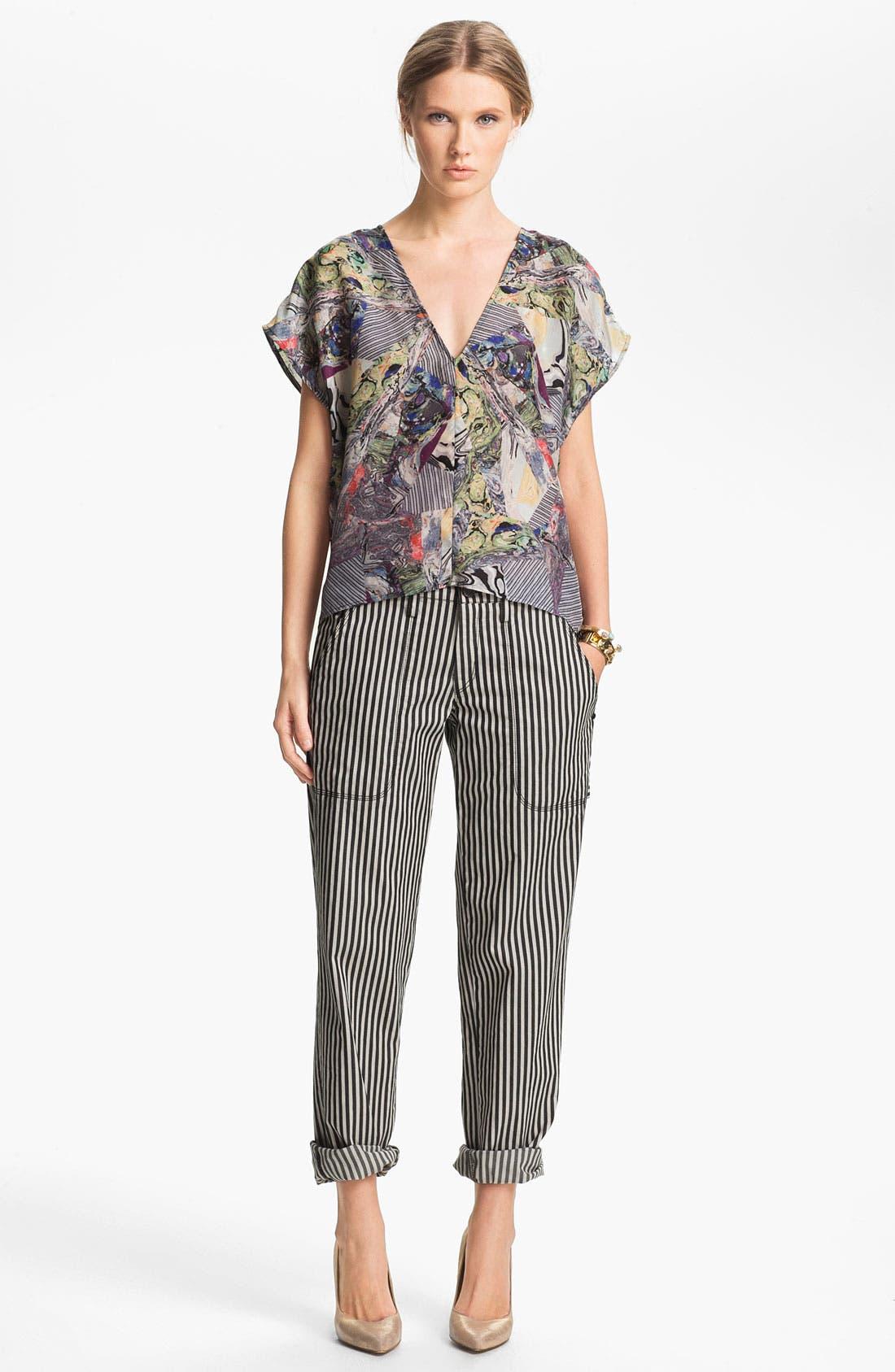 Alternate Image 3  - Kelly Wearstler 'Practitioner' Stripe Pants
