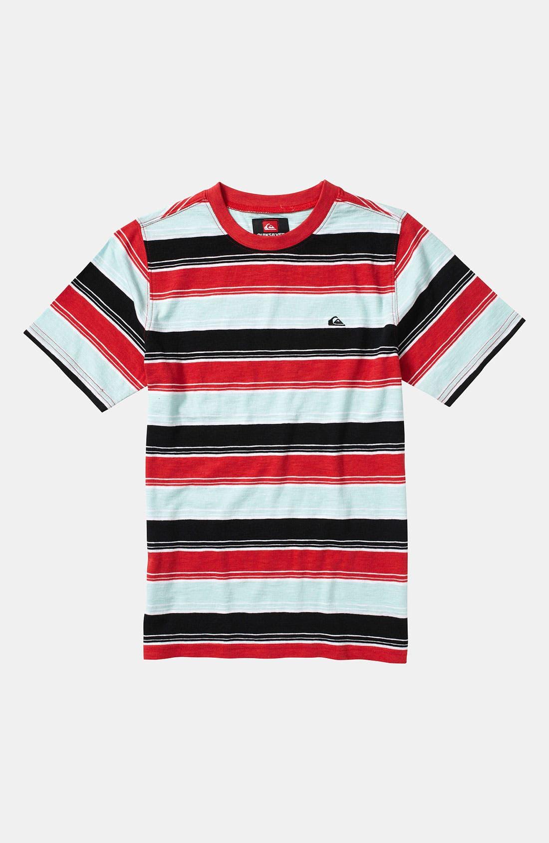 Main Image - Quiksilver 'Downside' T-Shirt (Little Boys)