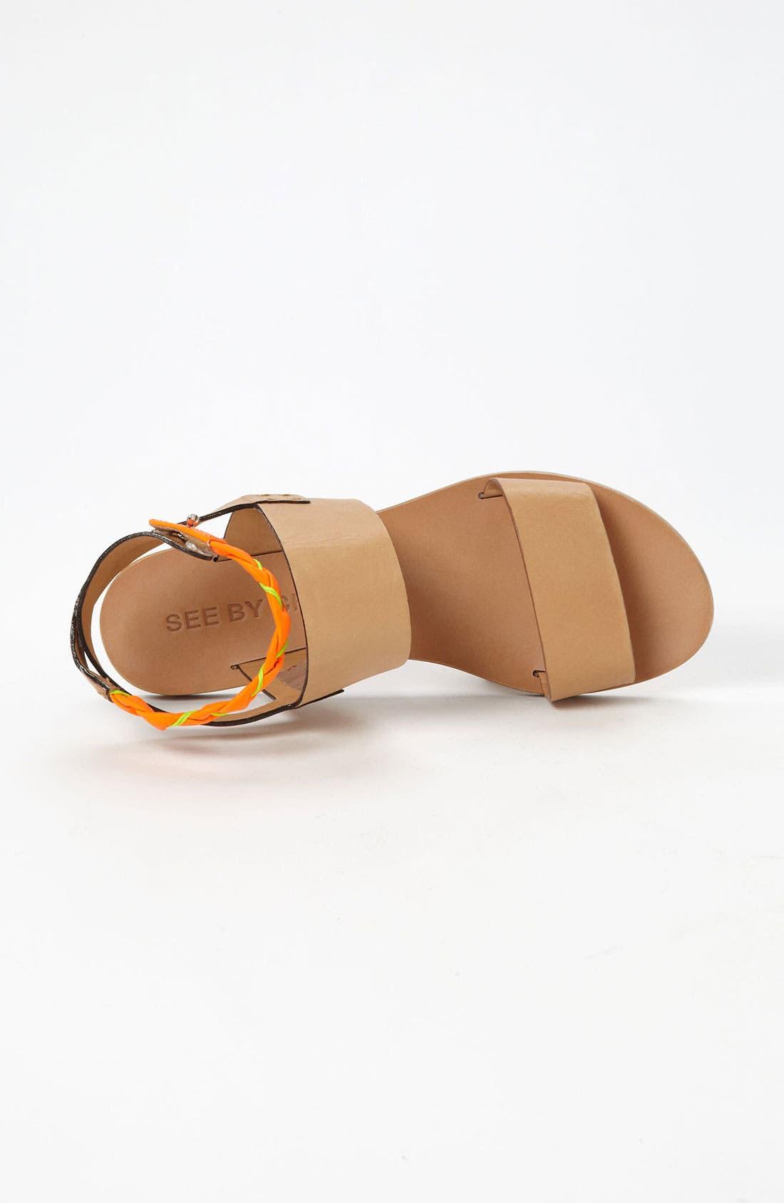 Alternate Image 3  - See by Chloé 'Summer' Sandal