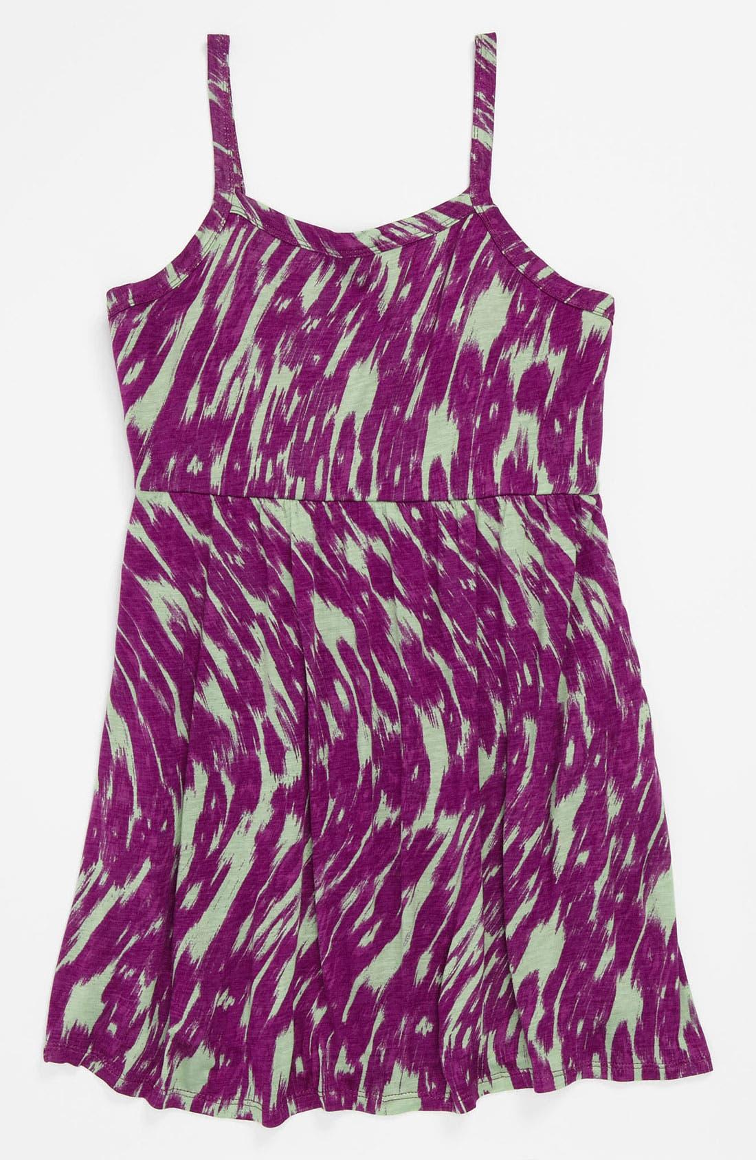 Alternate Image 1 Selected - Mia Chica Sleeveless Dress (Big Girls)