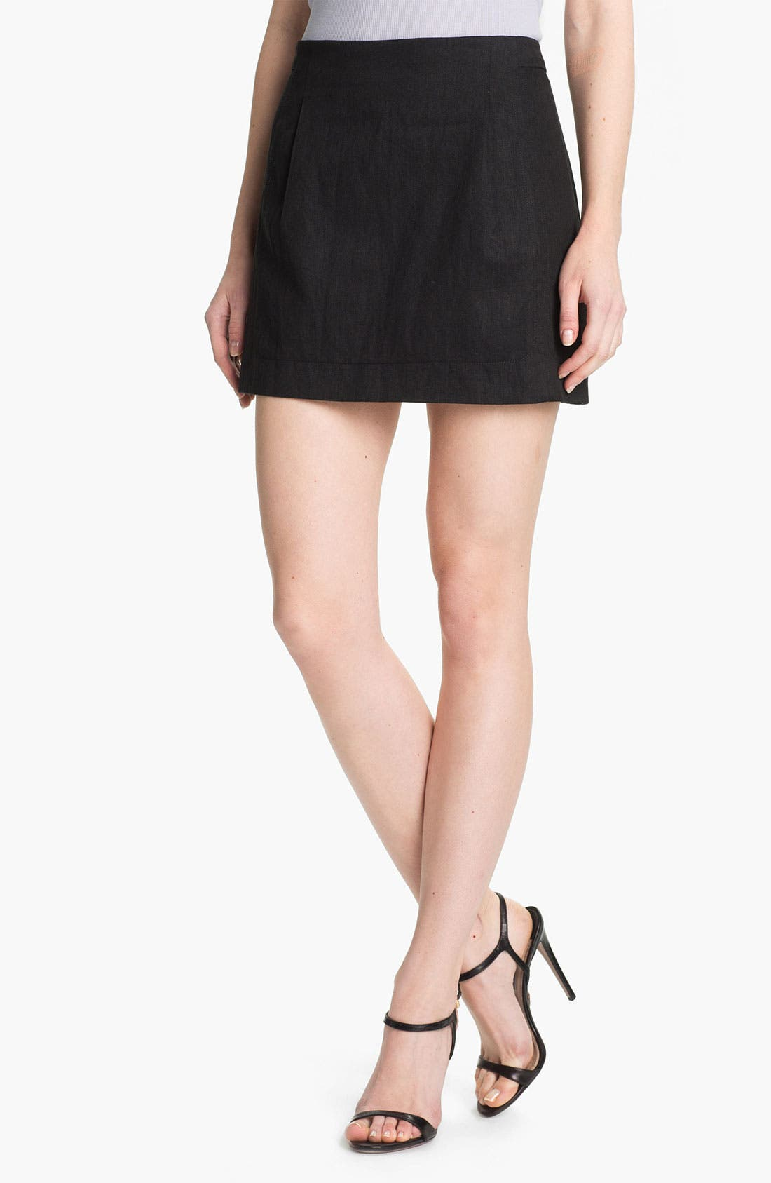 Alternate Image 1 Selected - Vince A-Line Skirt