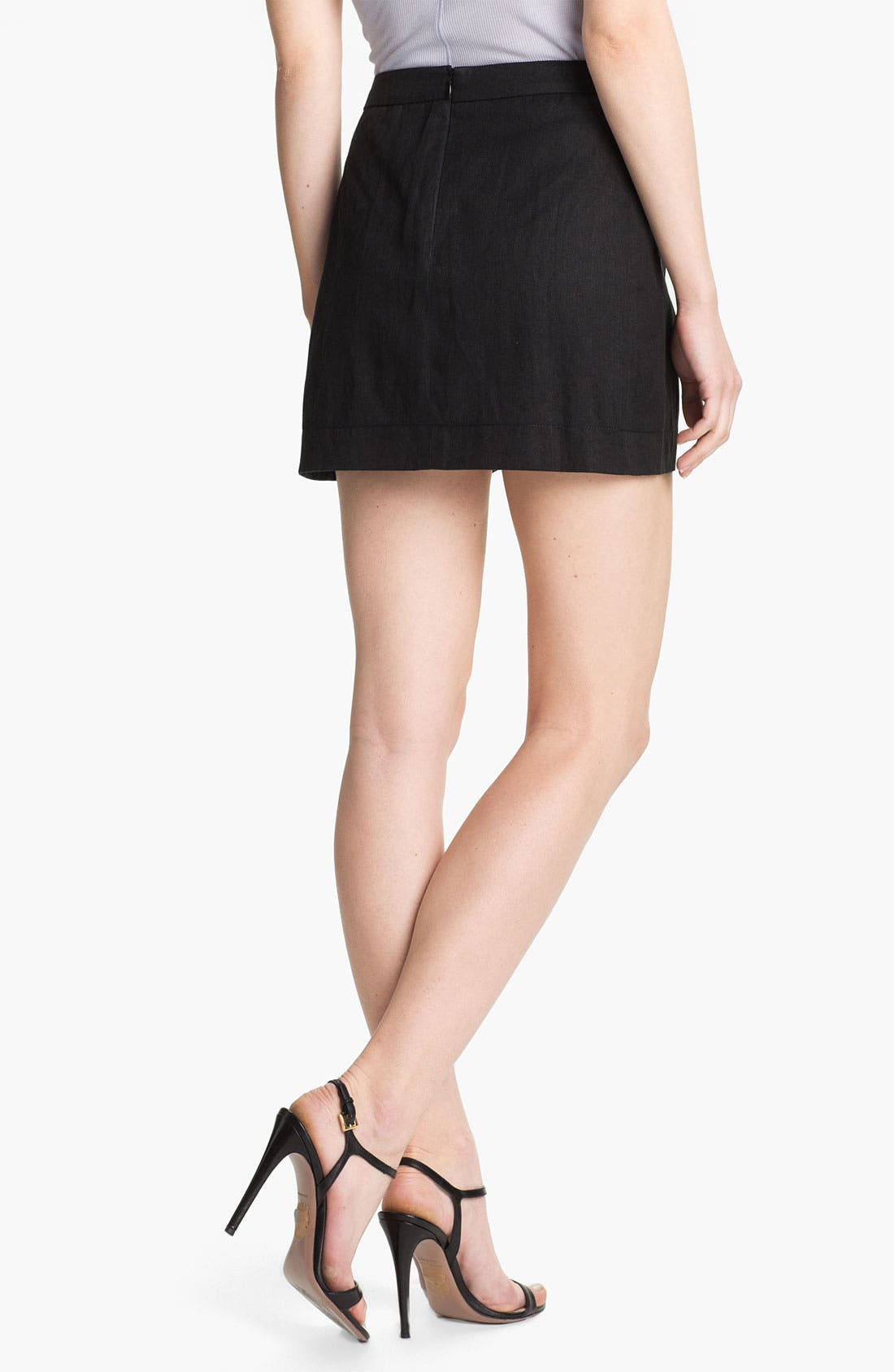 Alternate Image 2  - Vince A-Line Skirt