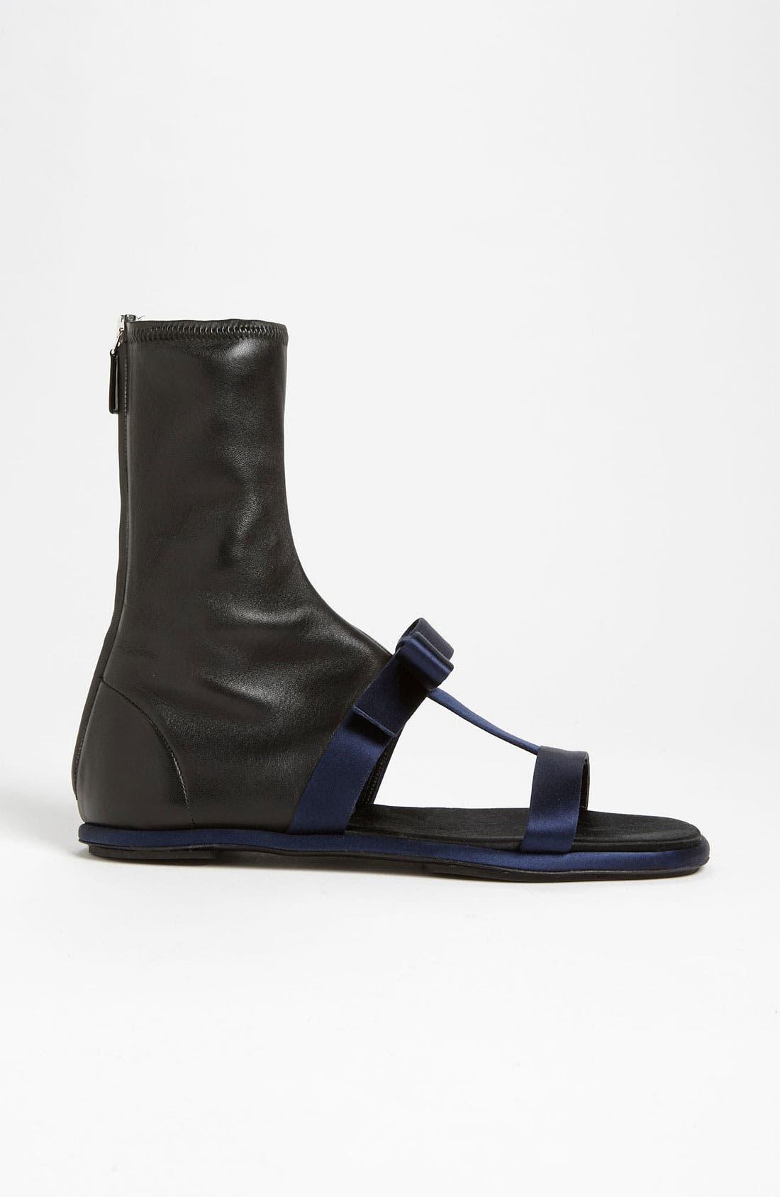 Alternate Image 4  - Prada Stretch Sandal