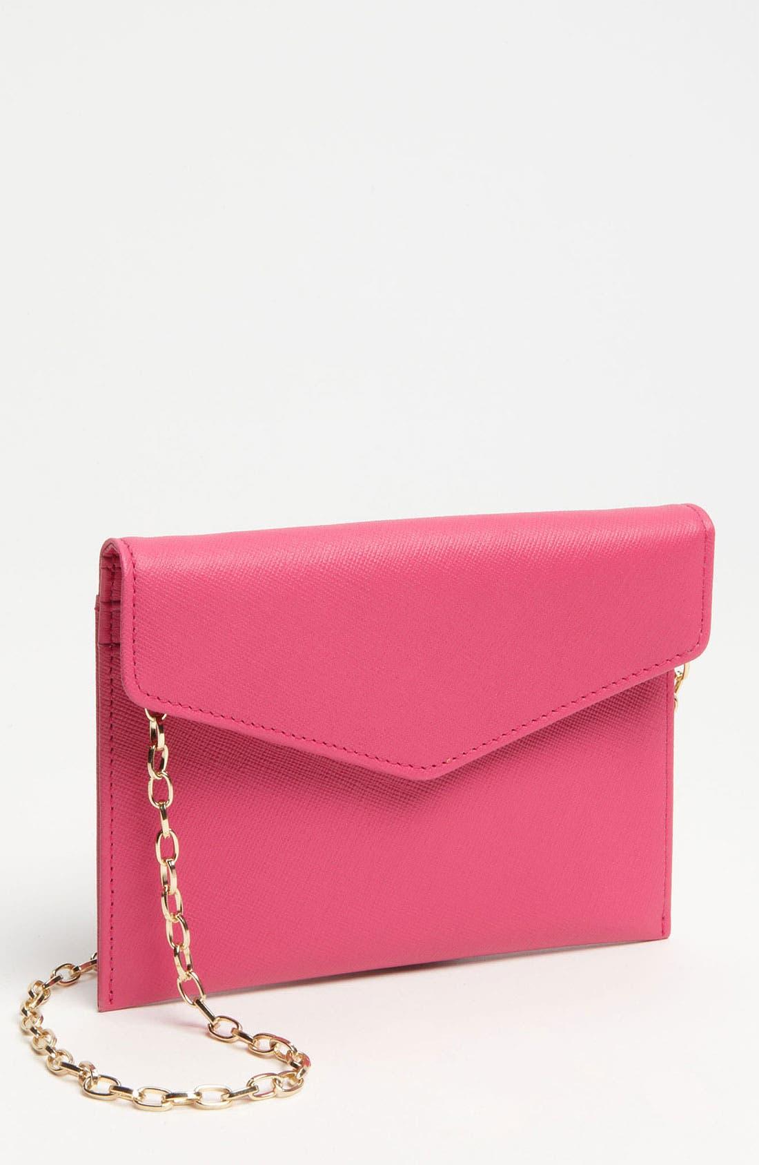 Alternate Image 1 Selected - Halogen® 'Amy - Mini' Crossbody Bag